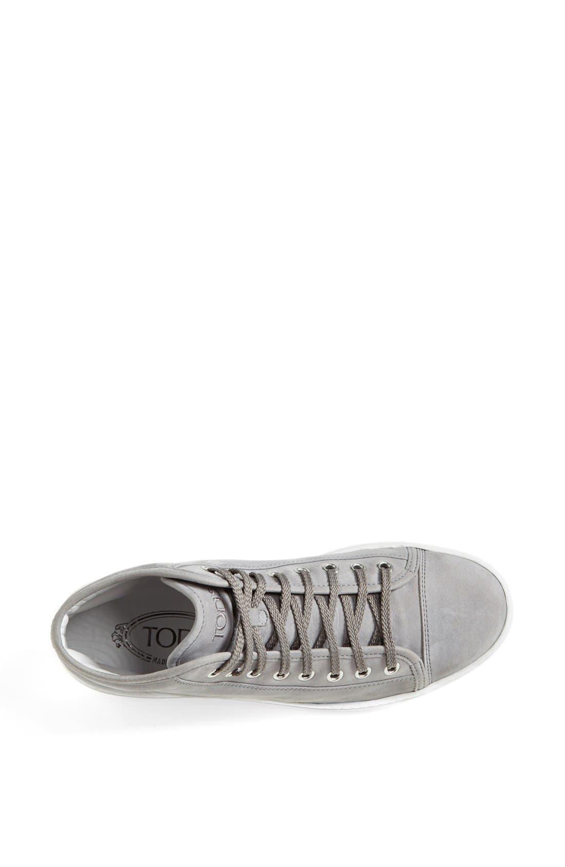 Alternate Image 3  - Tod's 'Sport Cassetta' High Top Sneaker