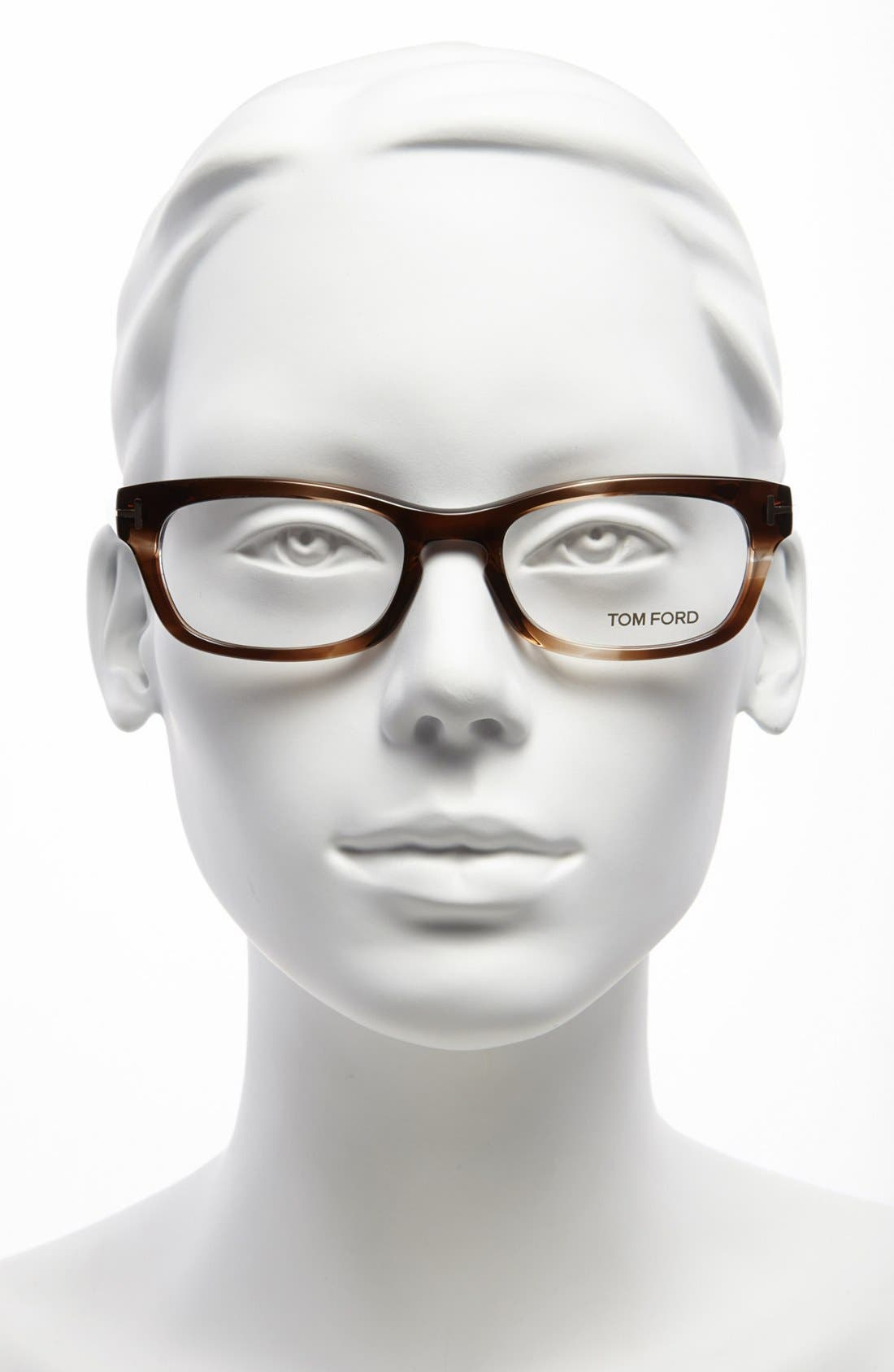 Alternate Image 2  - Tom Ford 52mm Optical Glasses (Online Only)