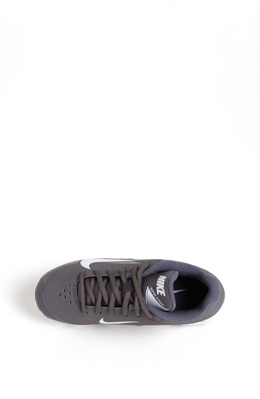Alternate Image 3  - Nike 'Vapor Strike' Baseball Shoe (Little Kid & Big Kid)