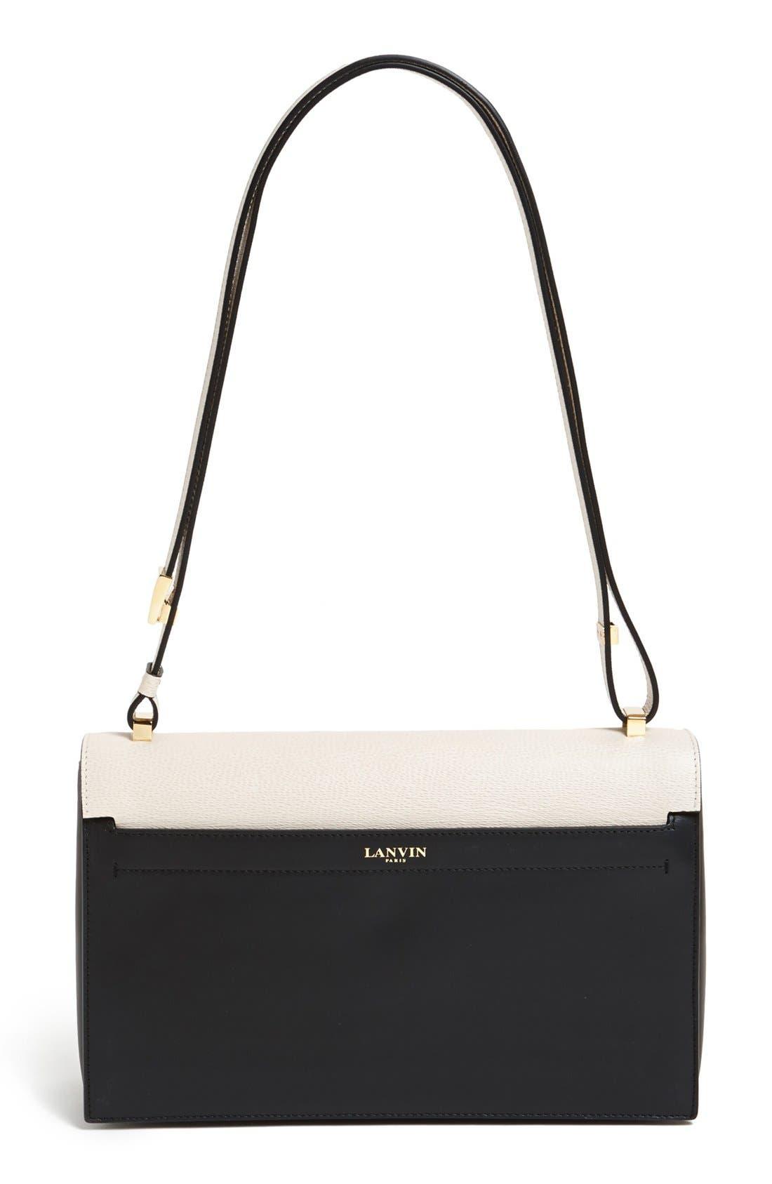 Alternate Image 4  - Lanvin 'Medium Partition' Shoulder Bag