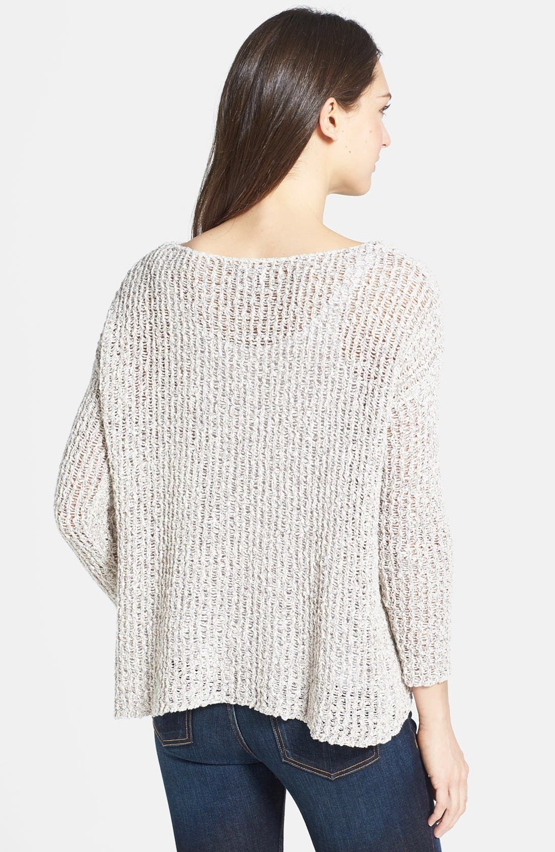 Alternate Image 2  - Joie 'Esther' Open Knit Sweater
