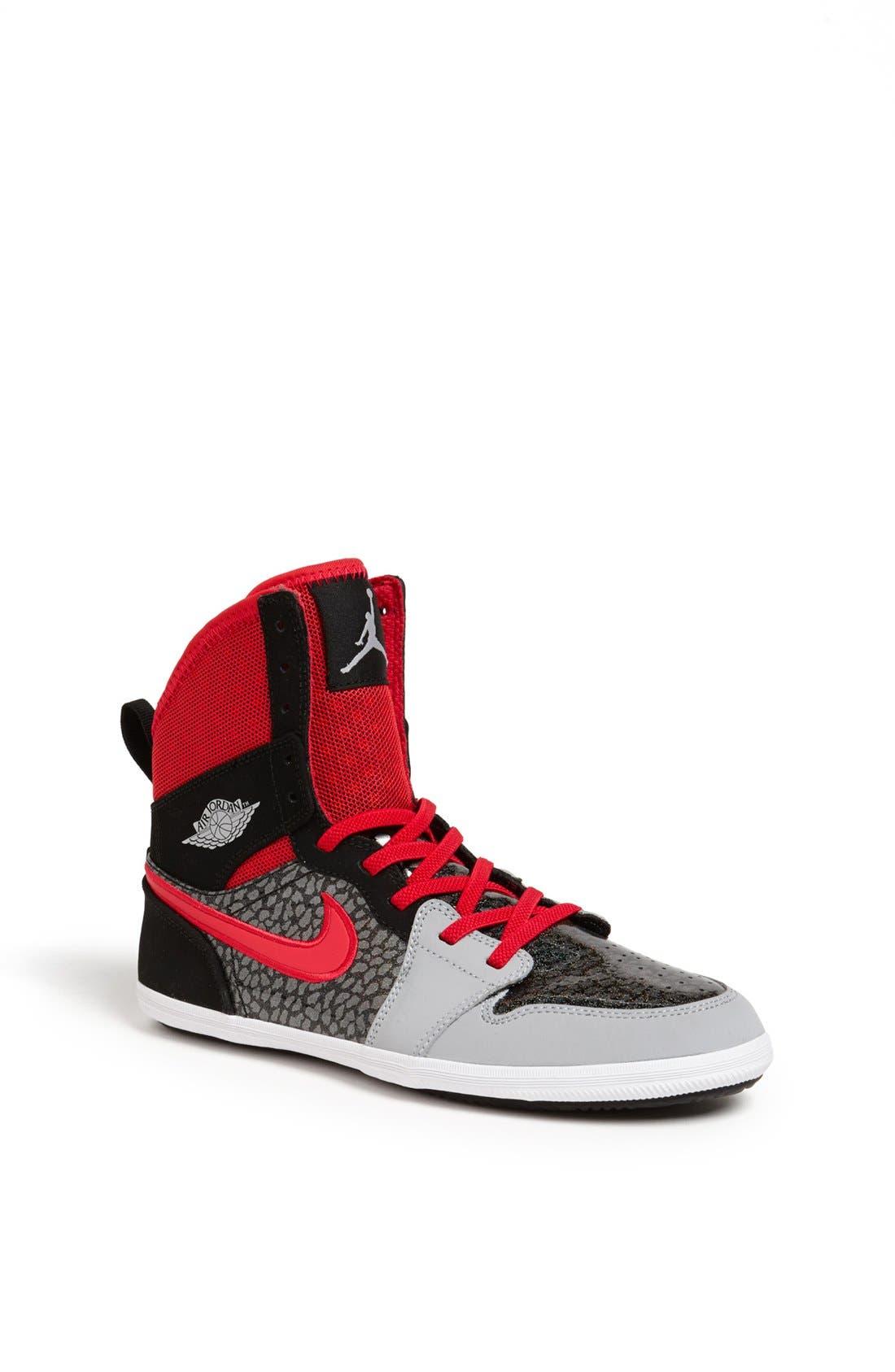 Alternate Image 1 Selected - Nike 'Jordan 1 Skinny High' Sneaker (Big Kid)