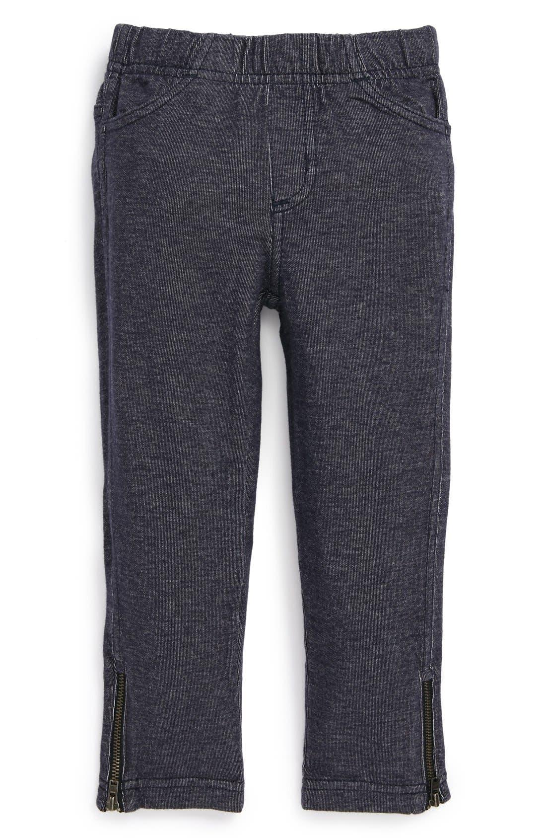 Alternate Image 1 Selected - Tea Collection Skinny Pants (Toddler Girls)