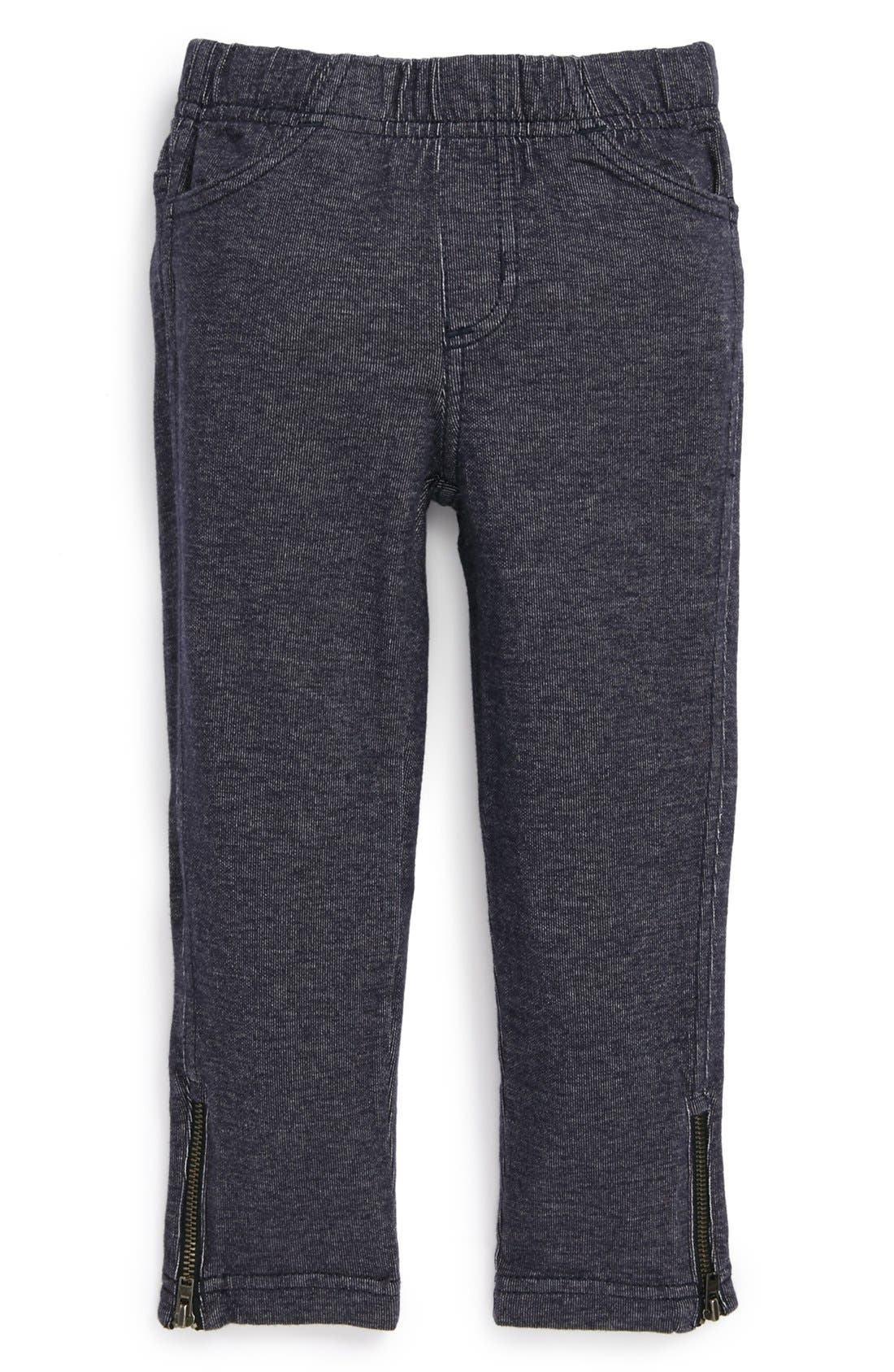 Main Image - Tea Collection Skinny Pants (Toddler Girls)