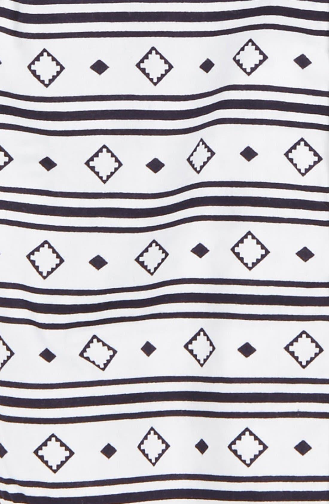 Alternate Image 2  - Sovereign Code Woven Shirt (Toddler Boys)
