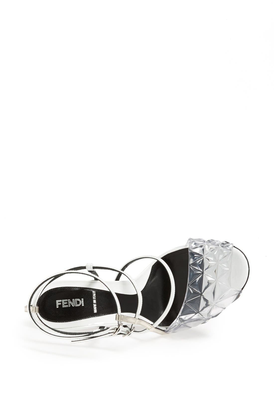 Alternate Image 3  - Fendi 'Iridia' Sandal