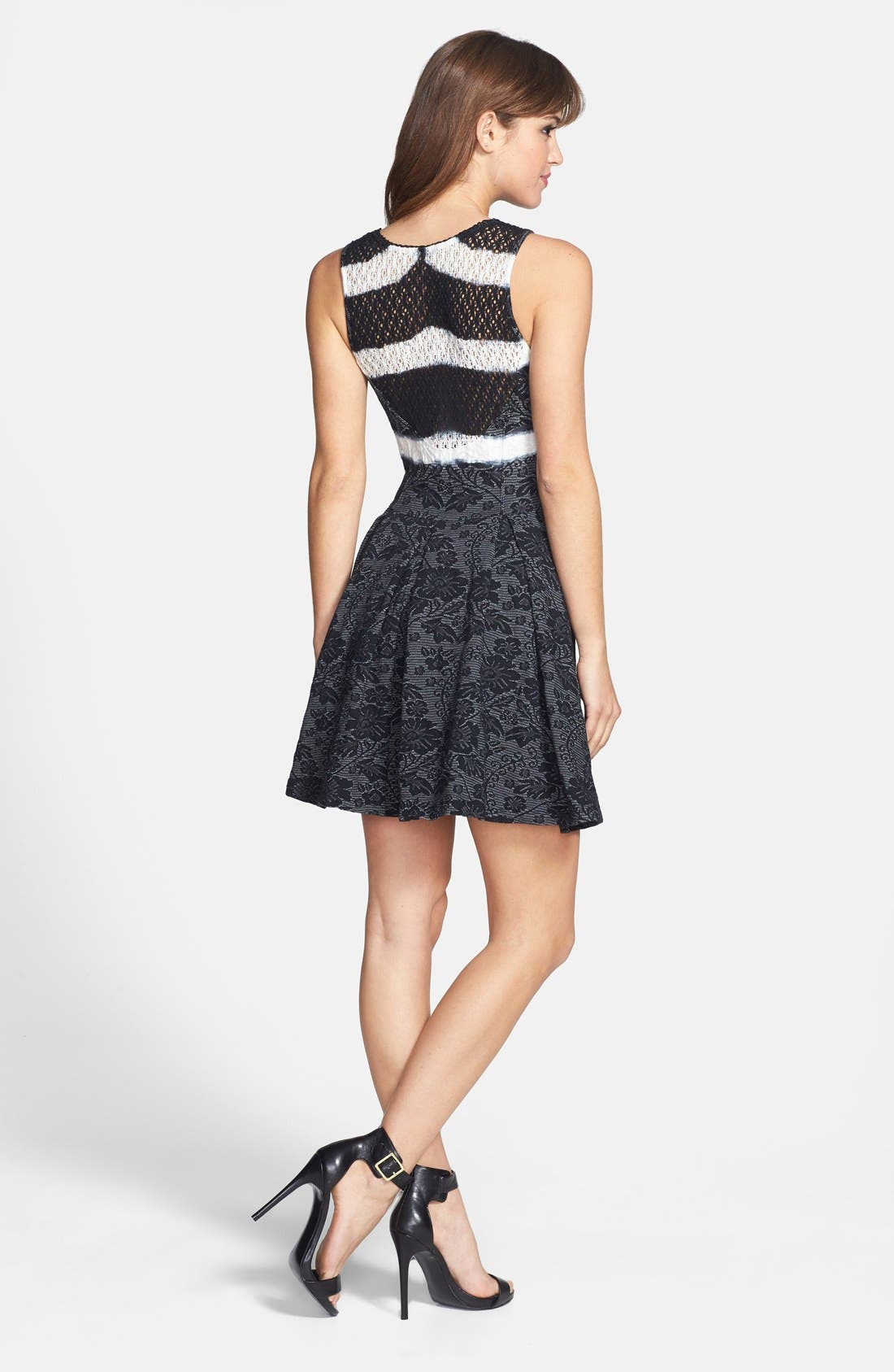 Alternate Image 2  - Jessica Simpson 'Ambur' Dress