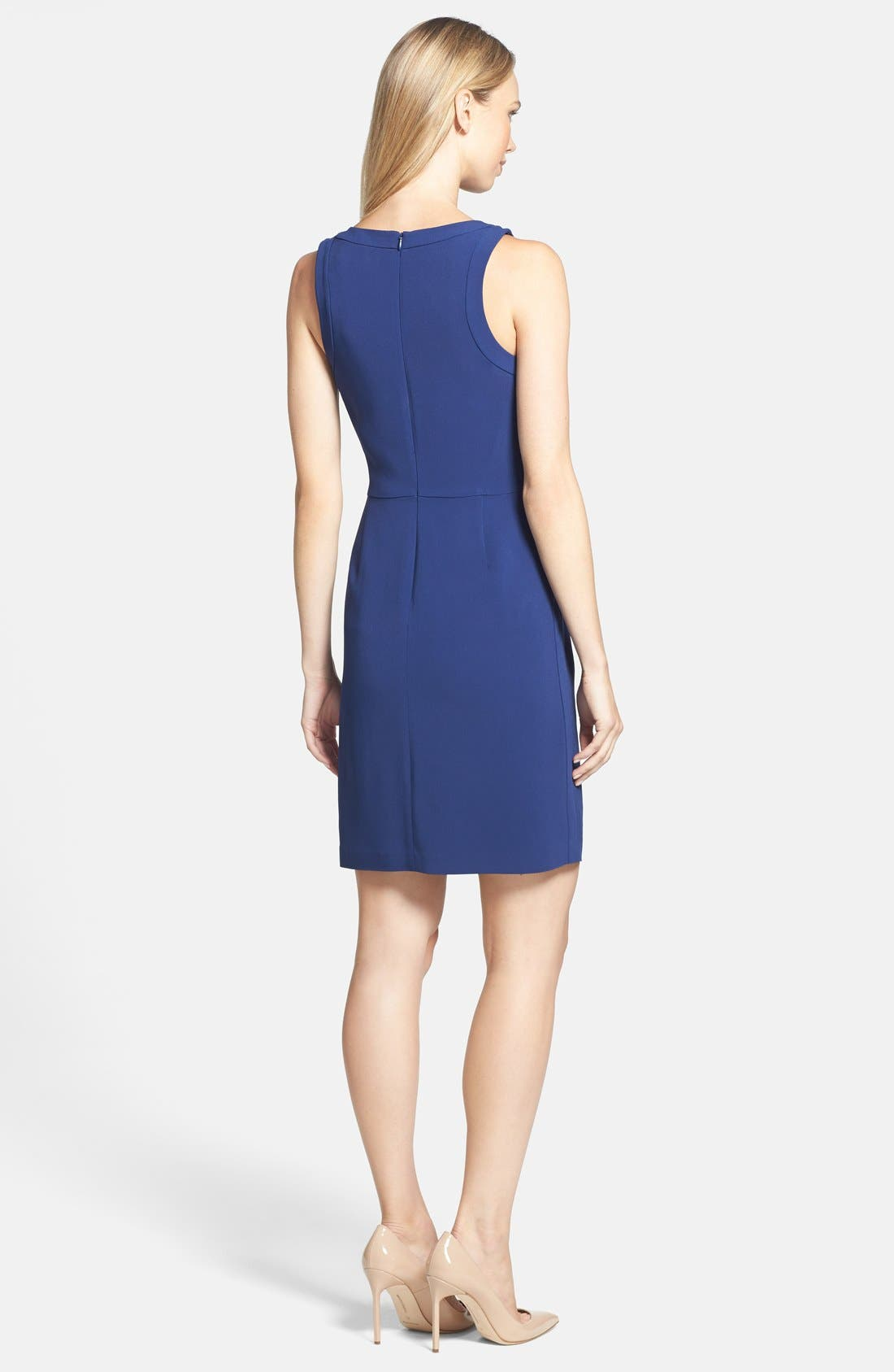 Alternate Image 2  - Theory 'Ballia' Stretch Sheath Dress