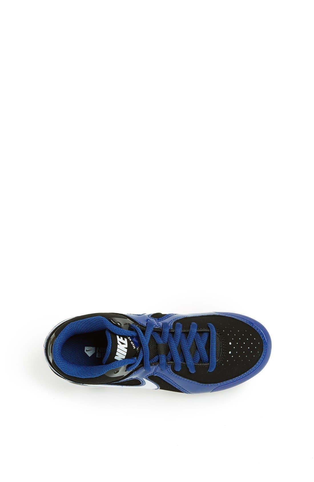Alternate Image 3  - Nike 'MVP Keystone 3/4' Baseball Cleat (Toddler, Little Kid & Big Kid)