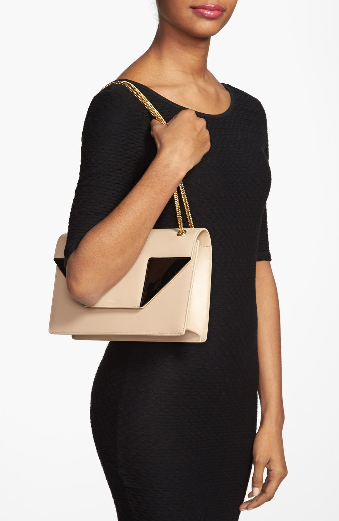 Alternate Image 2  - Saint Laurent 'Medium Betty' Calfskin Shoulder Bag