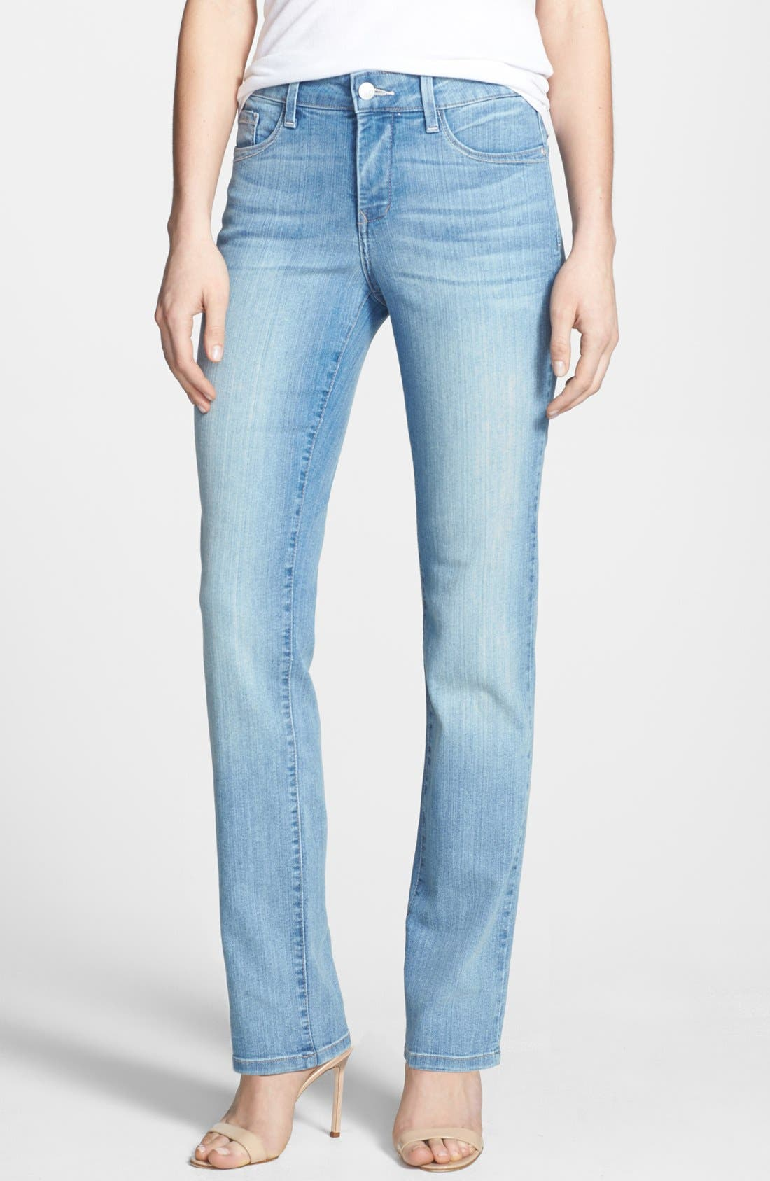 Main Image - NYDJ 'Sheri' Stretch Skinny Jeans (Manhattan Beach)
