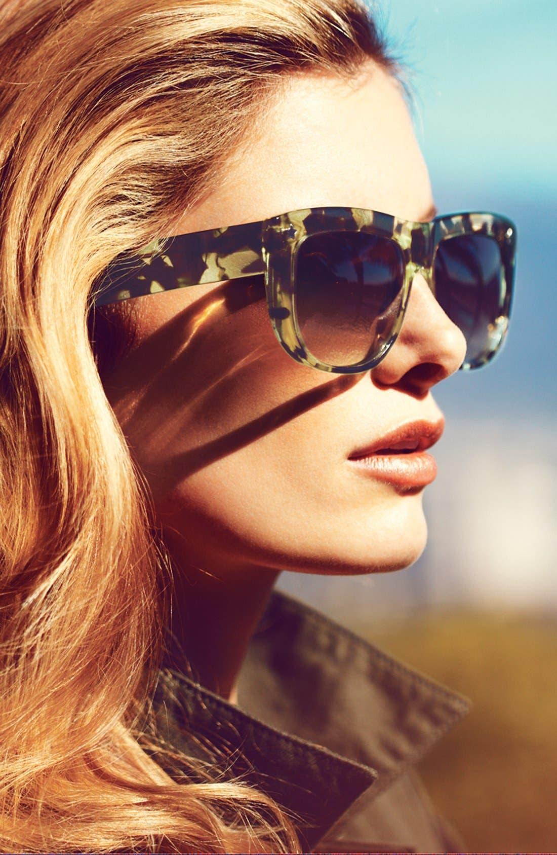 Alternate Image 2  - Wildfox 'Cruiser' 57mm Sunglasses