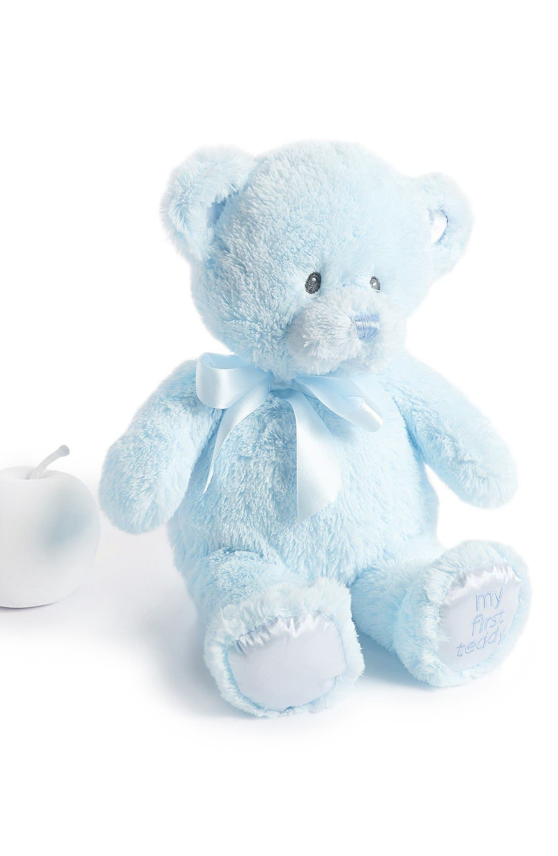 Alternate Image 1 Selected - Baby Gund 'My 1st Teddy' Stuffed Bear