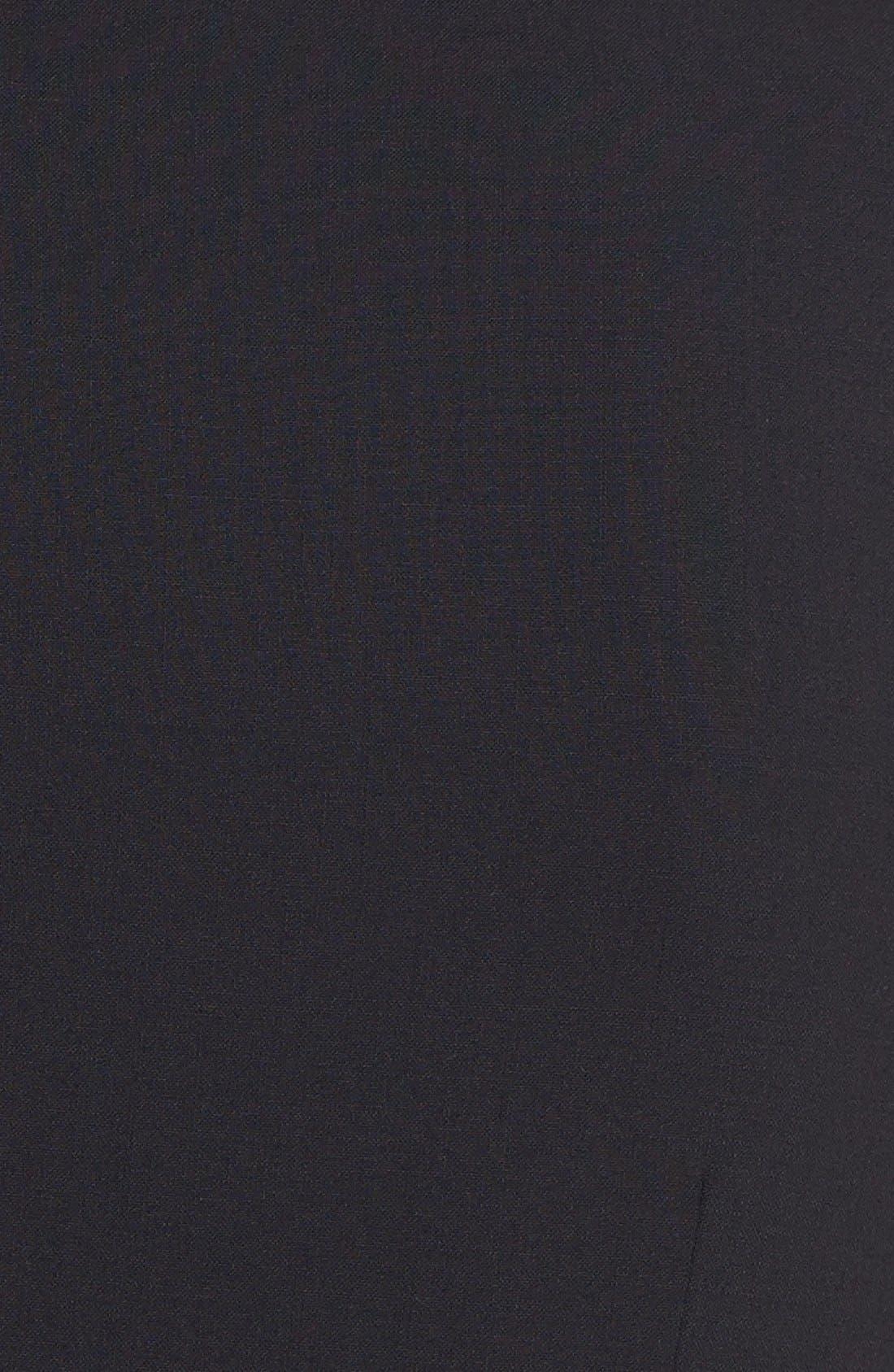 Alternate Image 3  - BOSS 'Dinoma' Stretch Wool Sheath Dress