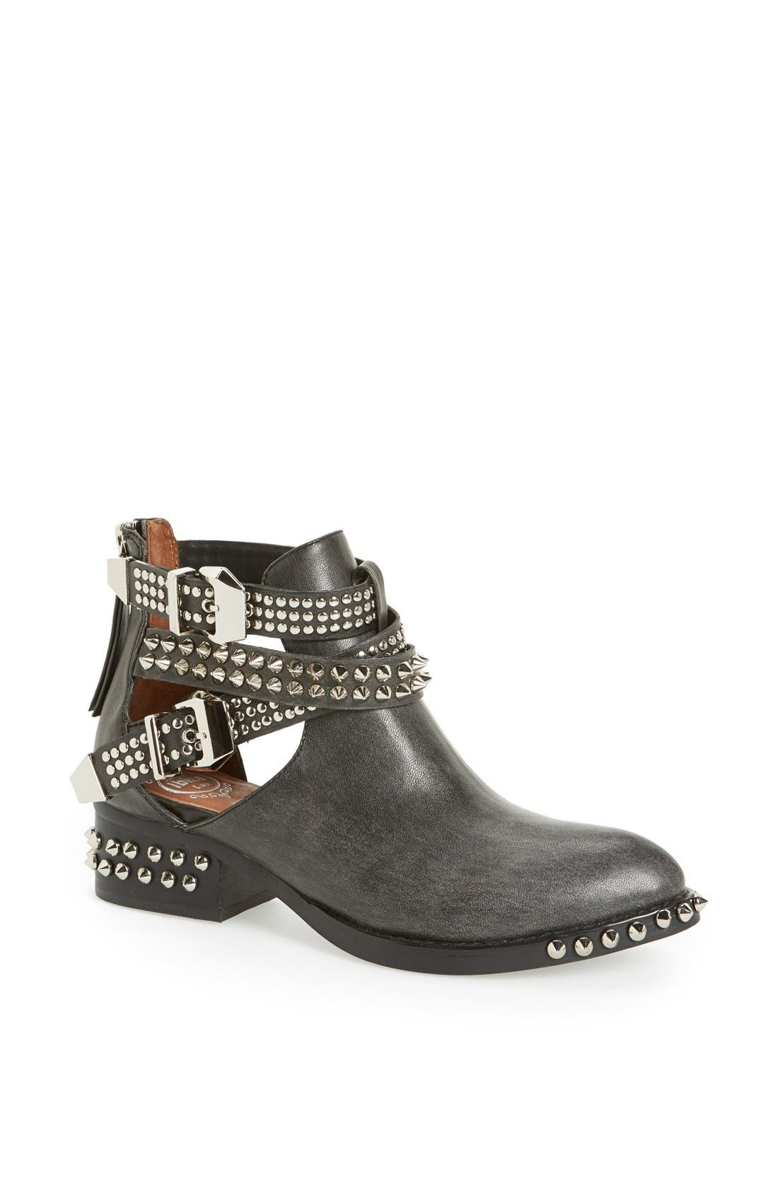Alternate Image 1 Selected - Jeffrey Campbell 'Everly' Spiked Bootie