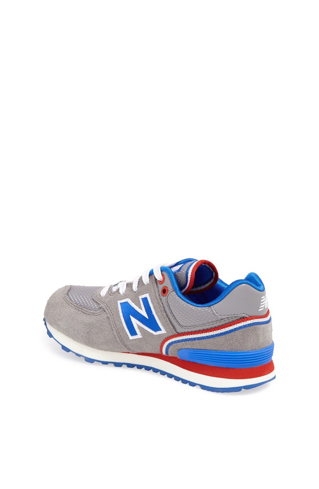Alternate Image 2  - New Balance '574 Jacket' Sneaker (Baby, Walker, Toddler, Little Kid & Big Kid)