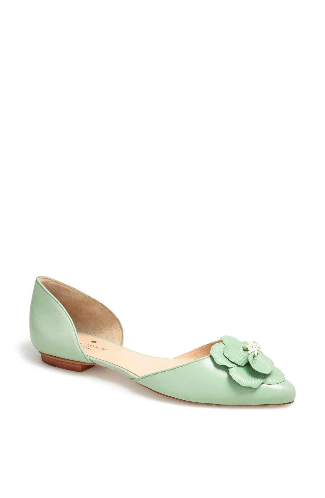 Alternate Image 1 Selected - kate spade new york 'elysee' d'Orsay flat