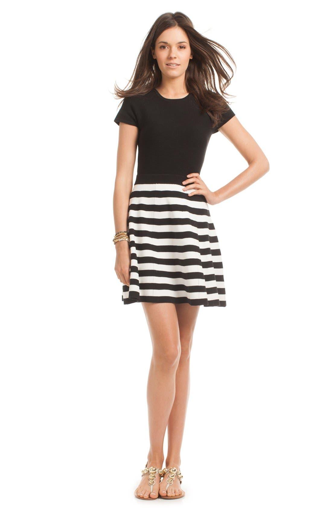 Alternate Image 2  - Trina Turk 'Cosumel' Cotton & Modal Dress