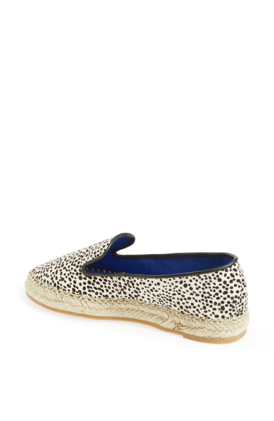 Alternate Image 2  - Jeffrey Campbell 'Abides' Printed Calf Hair Espadrille Flat