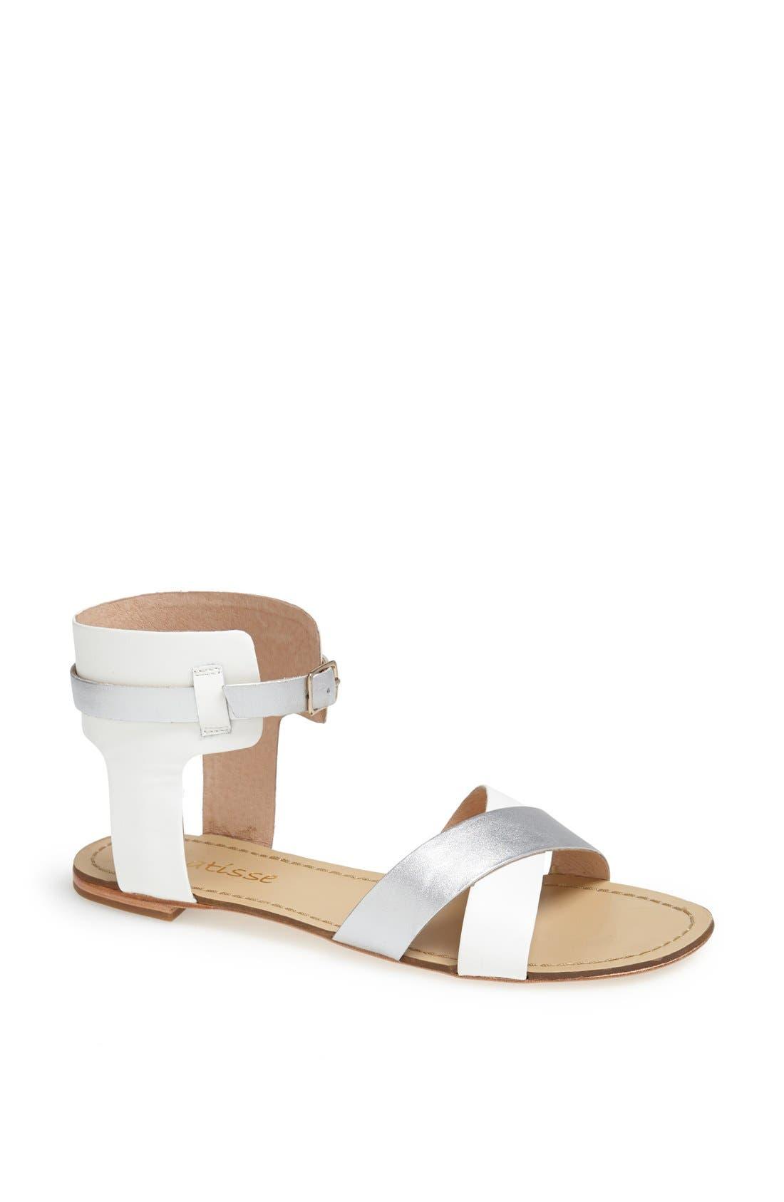 Alternate Image 1 Selected - Matisse 'Jacob' Sandal