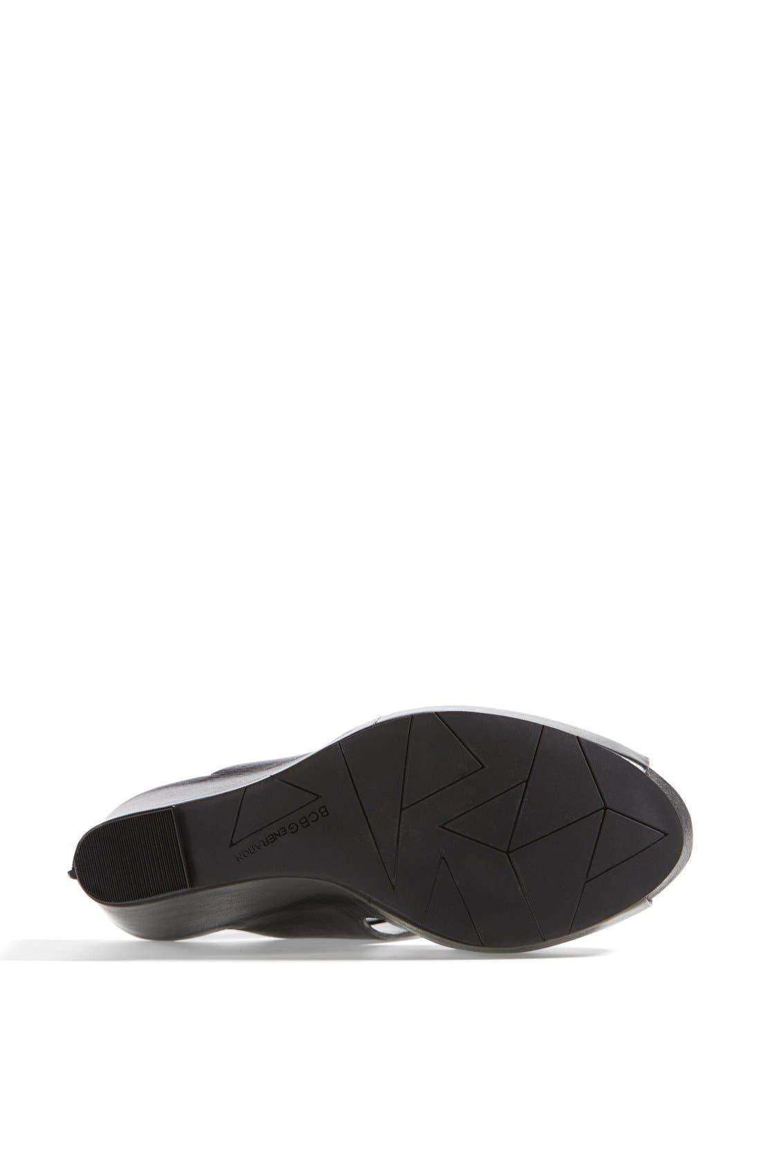 Alternate Image 4  - BCBGeneration 'Tevos' Sandal