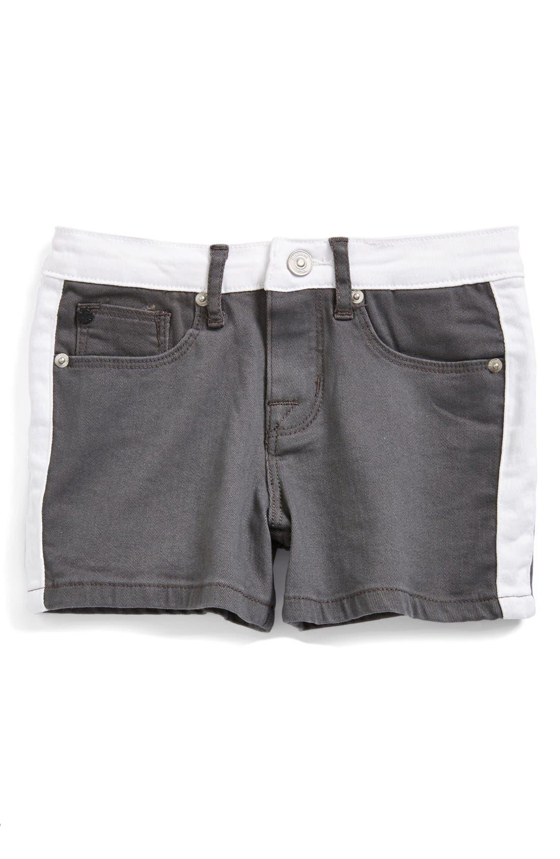 Alternate Image 2  - Hudson Kids 'Leeloo' Shorts (Little Girls & Big Girls)(Online Only)