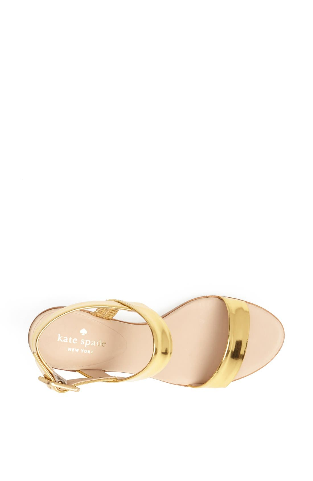 Alternate Image 4  - kate spade new york 'nice' sandal (Women)