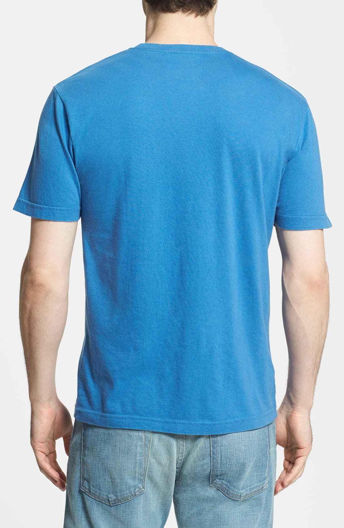 Alternate Image 2  - Red Jacket 'Milwaukee Brewers' T-Shirt (Men)