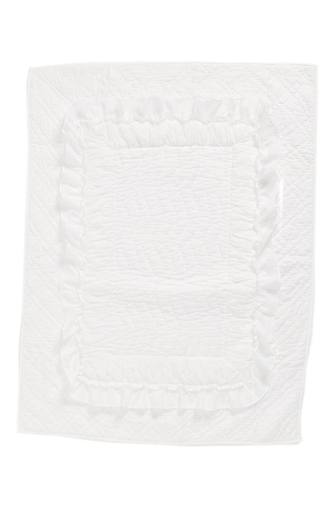 Alternate Image 1 Selected - Amity Home 'Tori' Baby Quilt