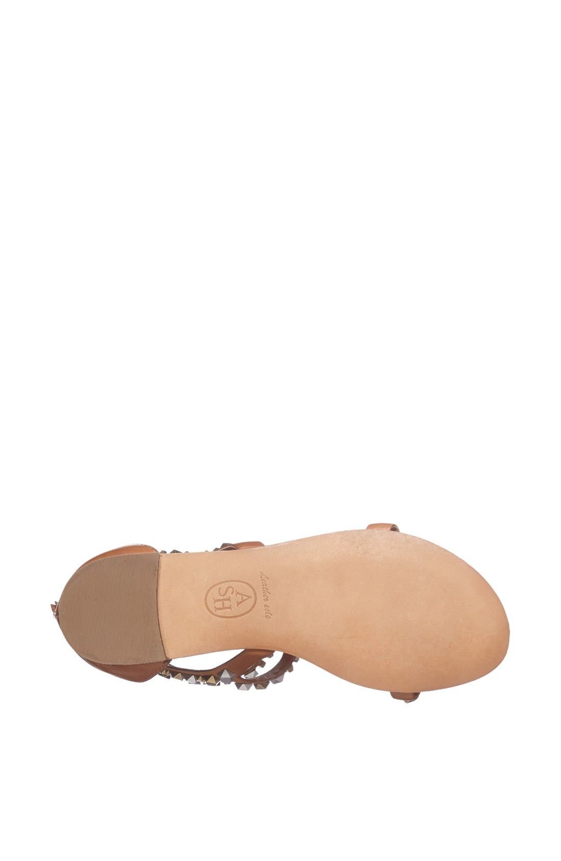 Alternate Image 4  - Ash 'Mykonos' Skull Studded Leather Sandal