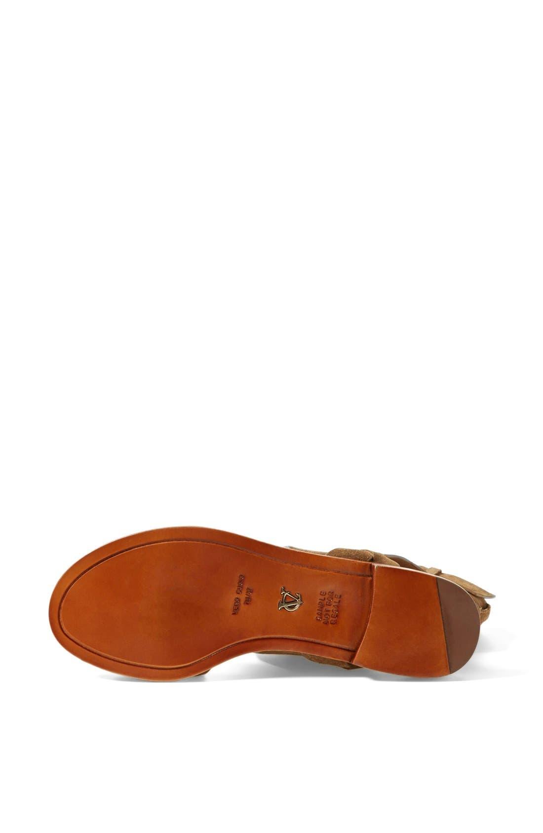 Alternate Image 3  - VC Signature 'Tanasha' Sandal