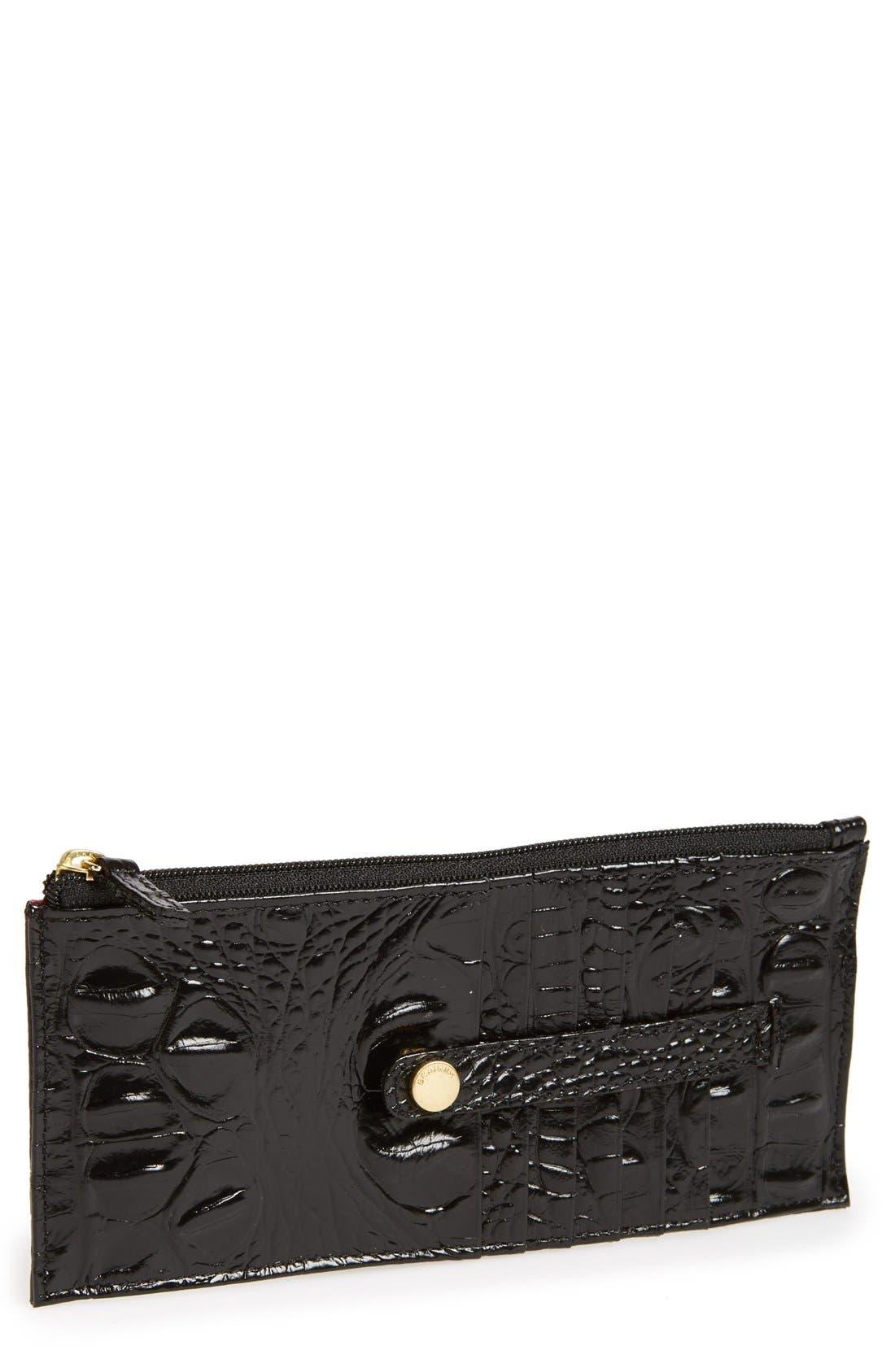 'Melbourne' Credit Card Wallet,                         Main,                         color, Black