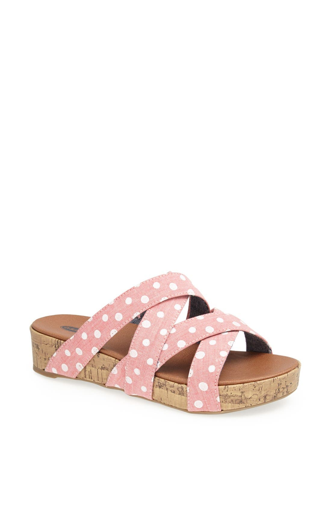Main Image - Dr. Scholl's 'Freshen' Sandal