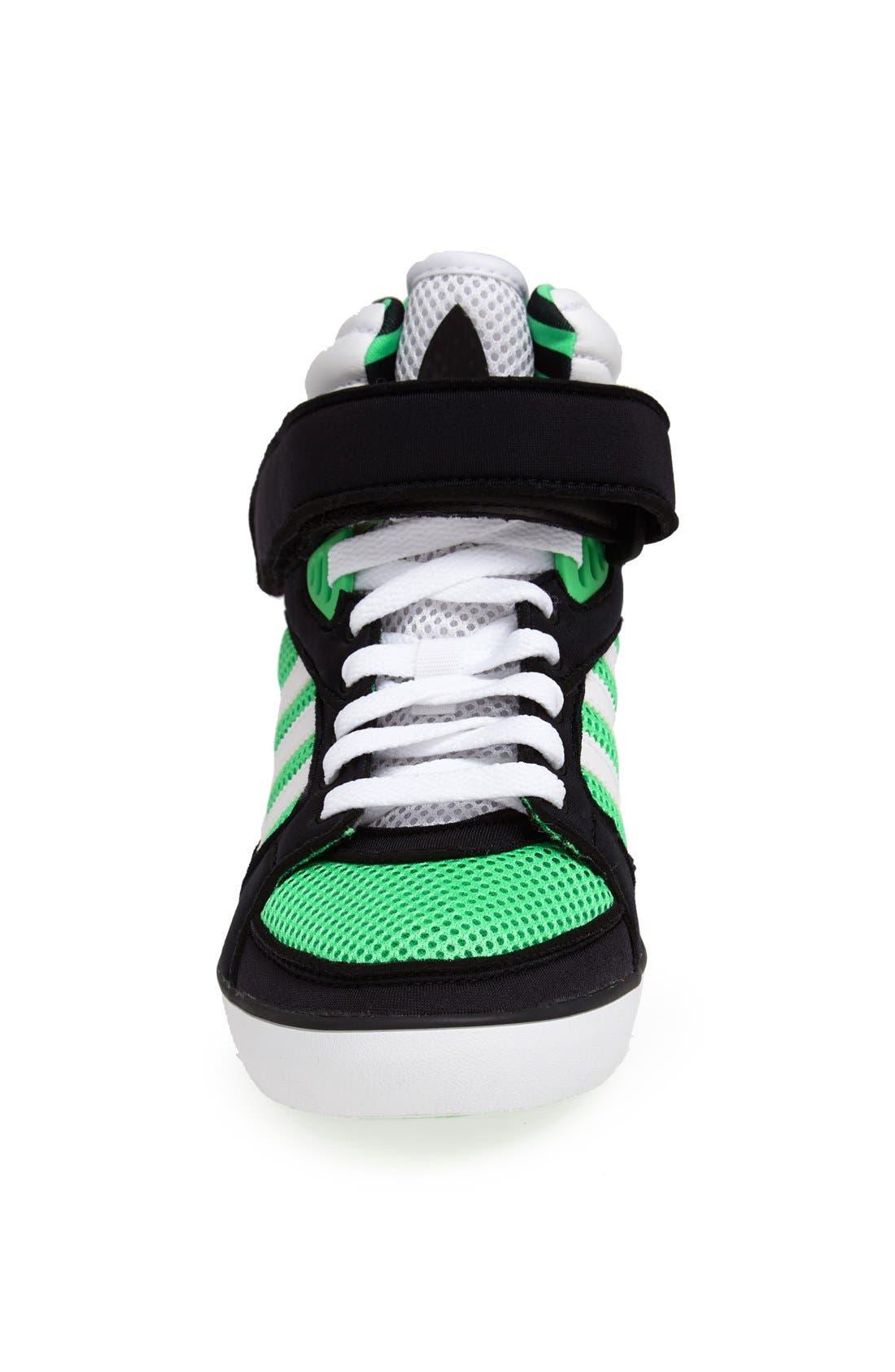 Alternate Image 3  - adidas 'Amerlight' Wedge Sneaker (Women)