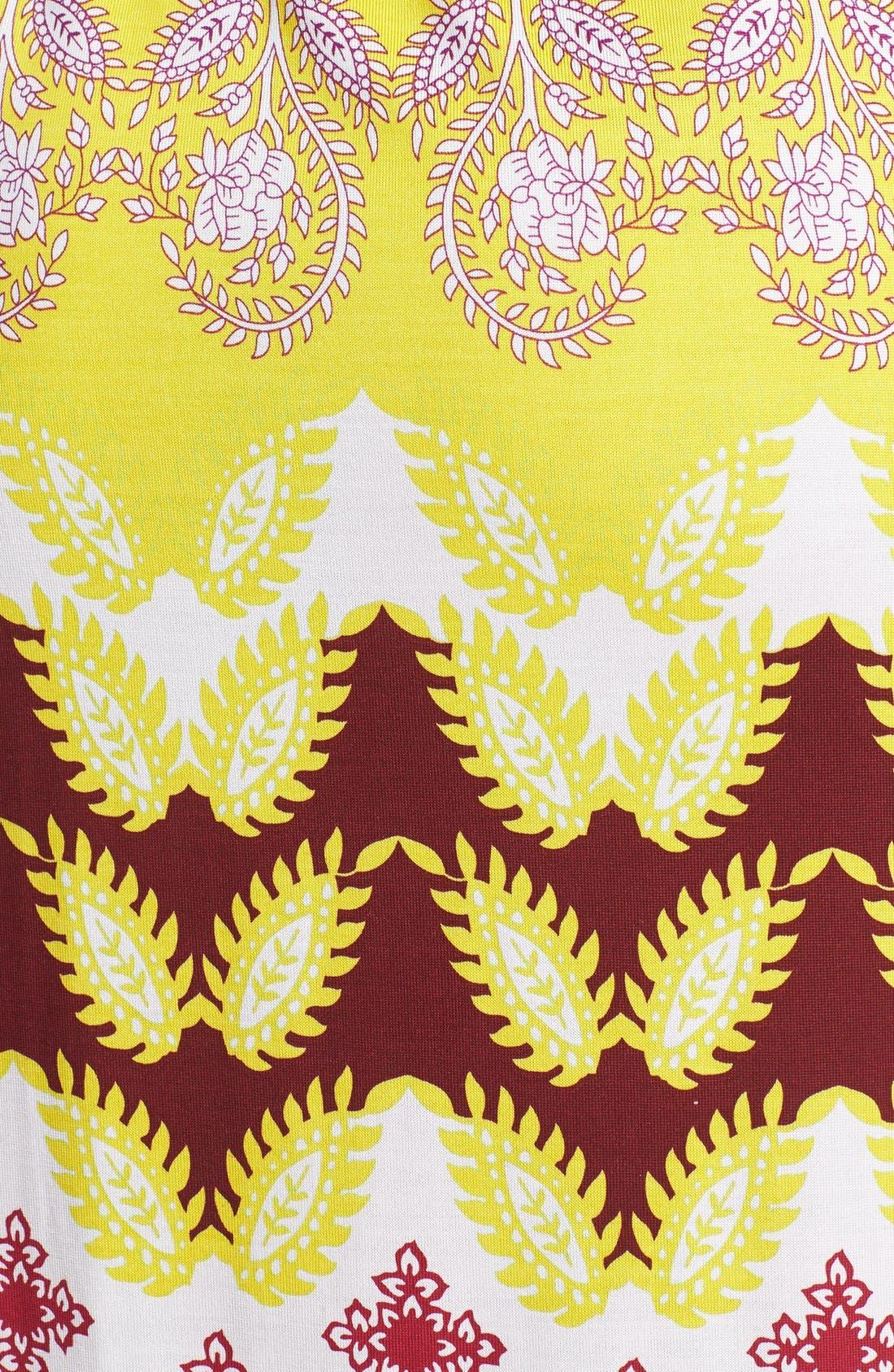Alternate Image 3  - Diane von Furstenberg 'New Yahzi' Silk Maxi Wrap Dress