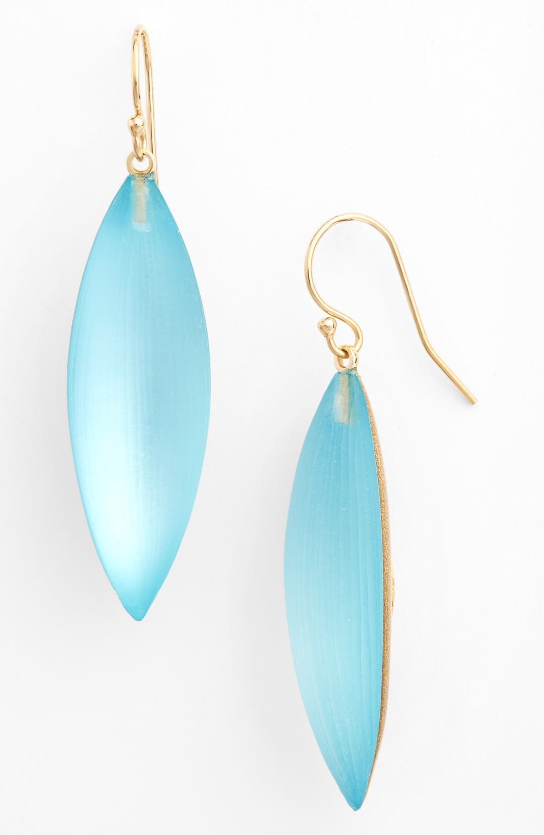 Alternate Image 1 Selected - Alexis Bittar 'Lucite®' Small Sliver Earrings