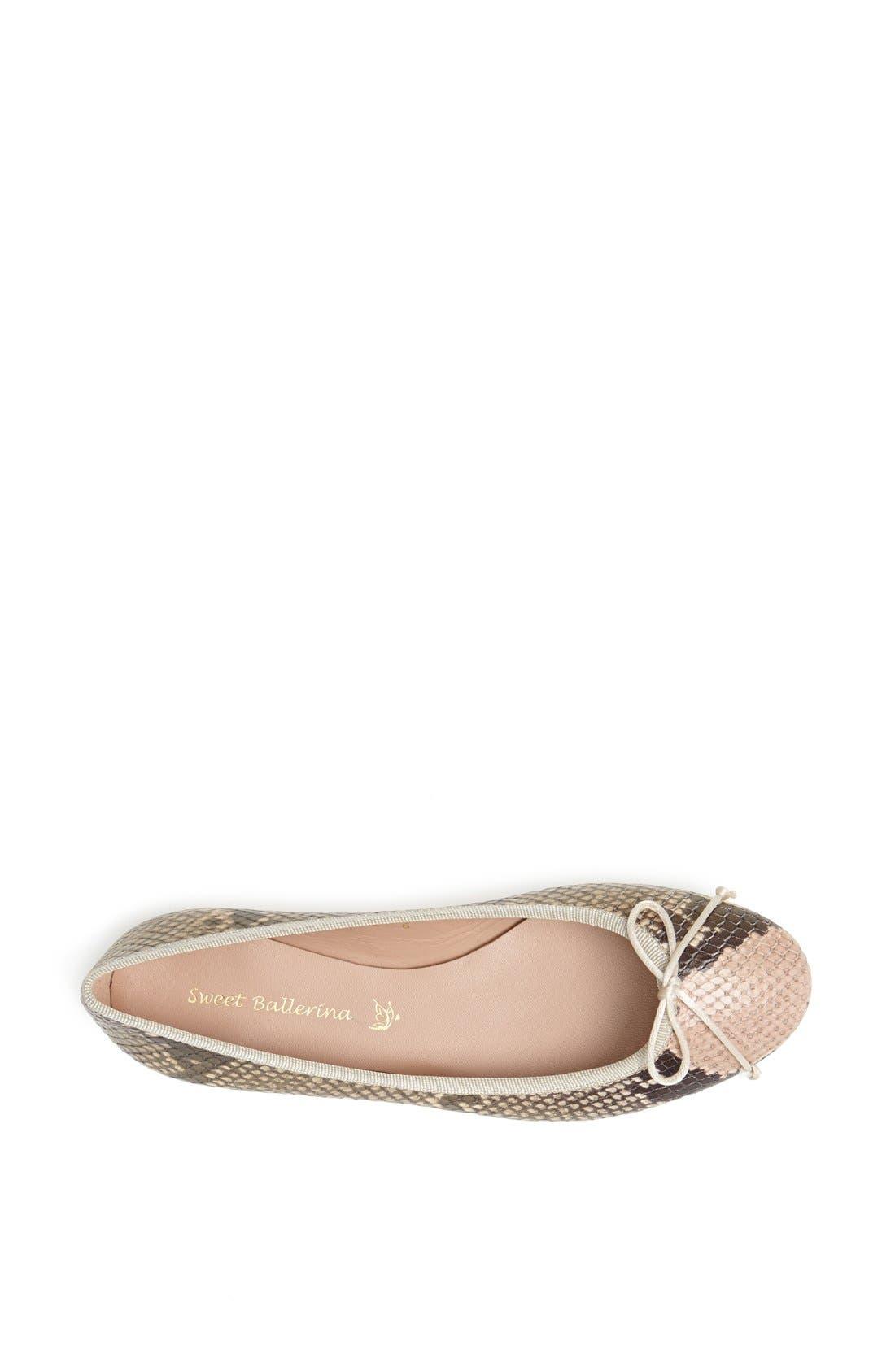 Alternate Image 3  - Sweet Ballerina 'Roccia' Ballet Flat