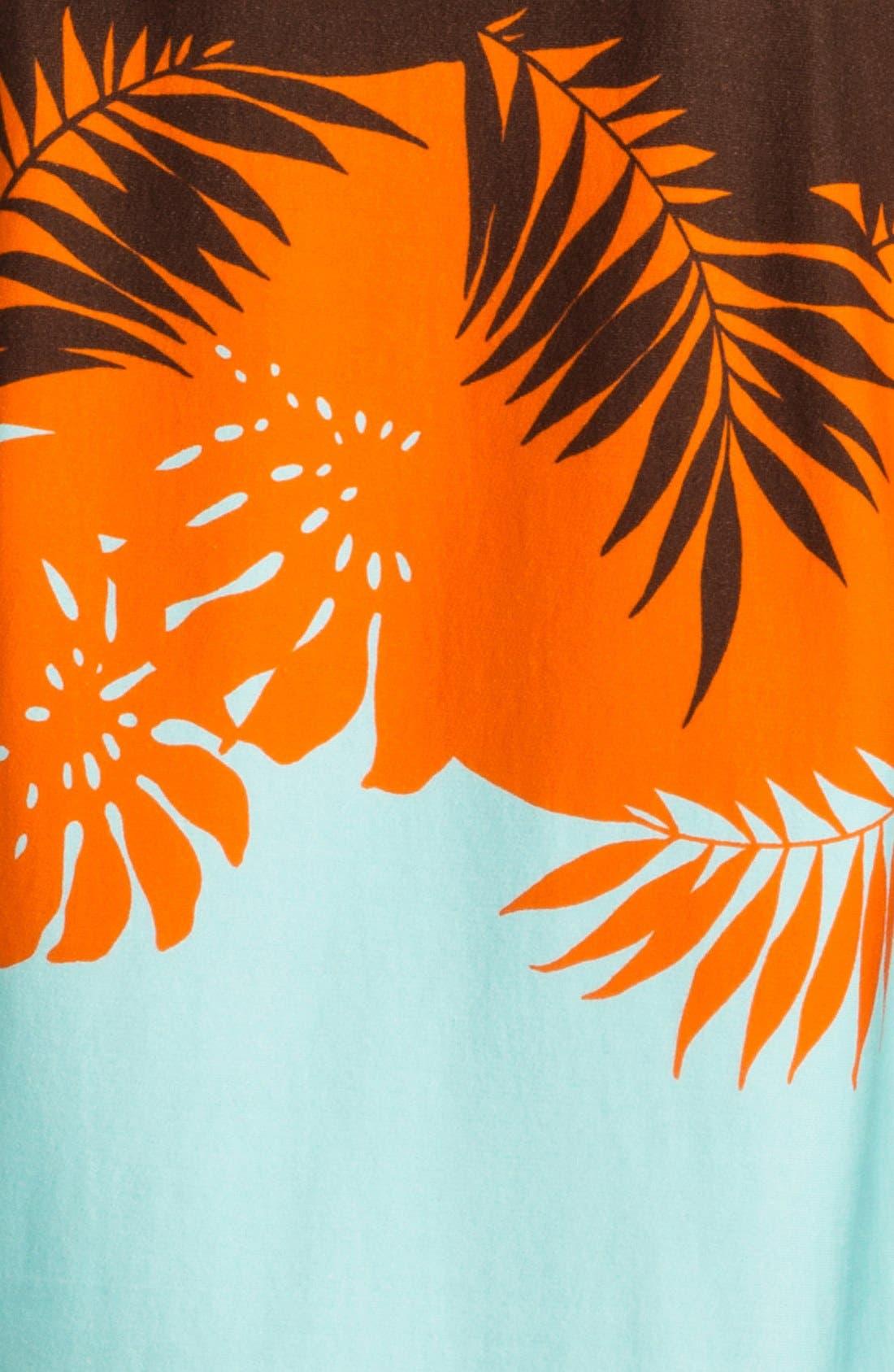 Alternate Image 3  - MSGM Palm Tree Knit Shift Dress