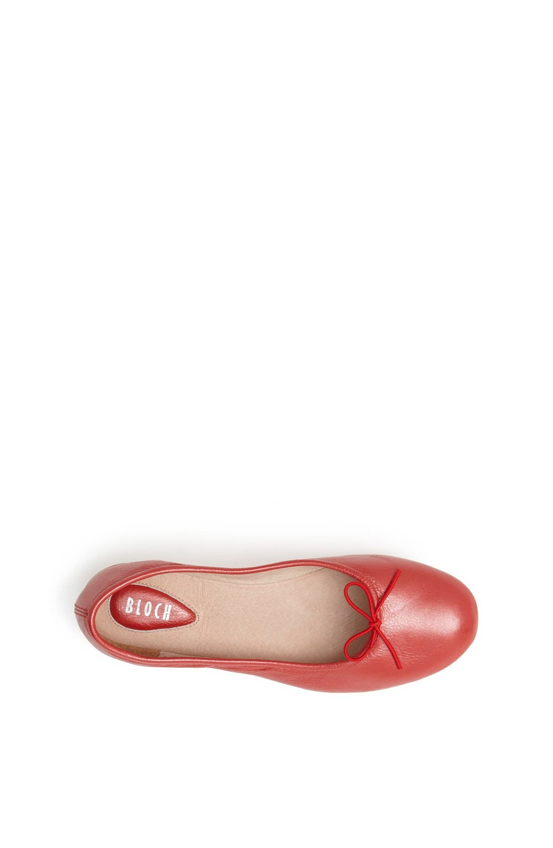 Alternate Image 3  - Bloch 'Arabella' Ballet Flat (Little Kid & Big Kid)