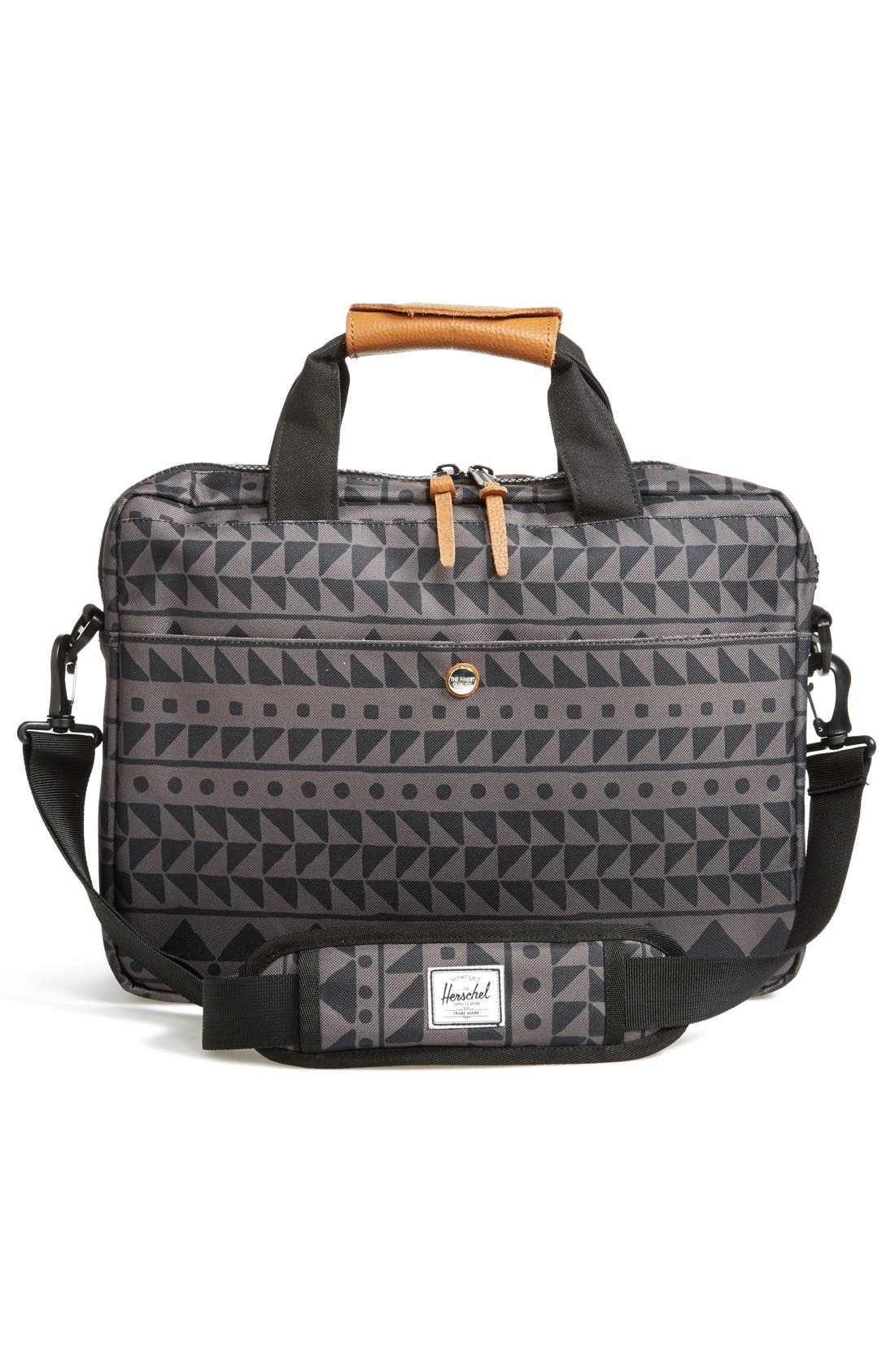 Alternate Image 3  - Herschel Supply Co. 'Clark' Large Volume Messenger Bag