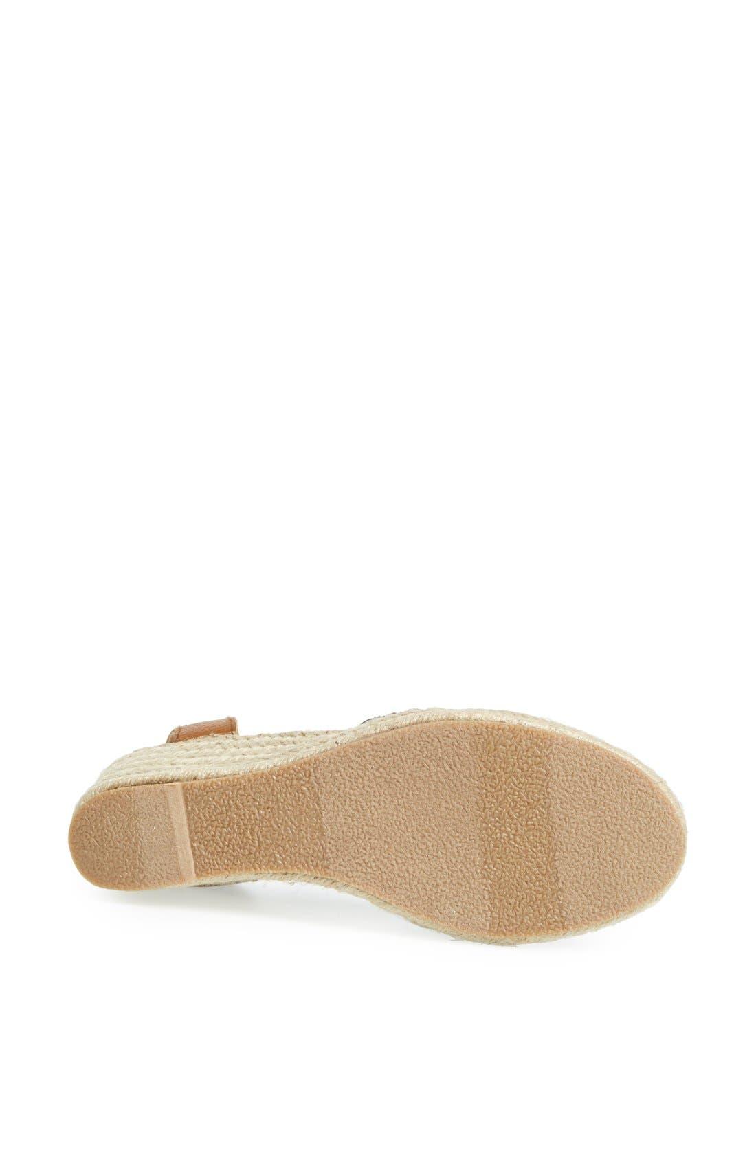 Alternate Image 4  - Soludos 'Handshake' Espadrille Wedge Sandal