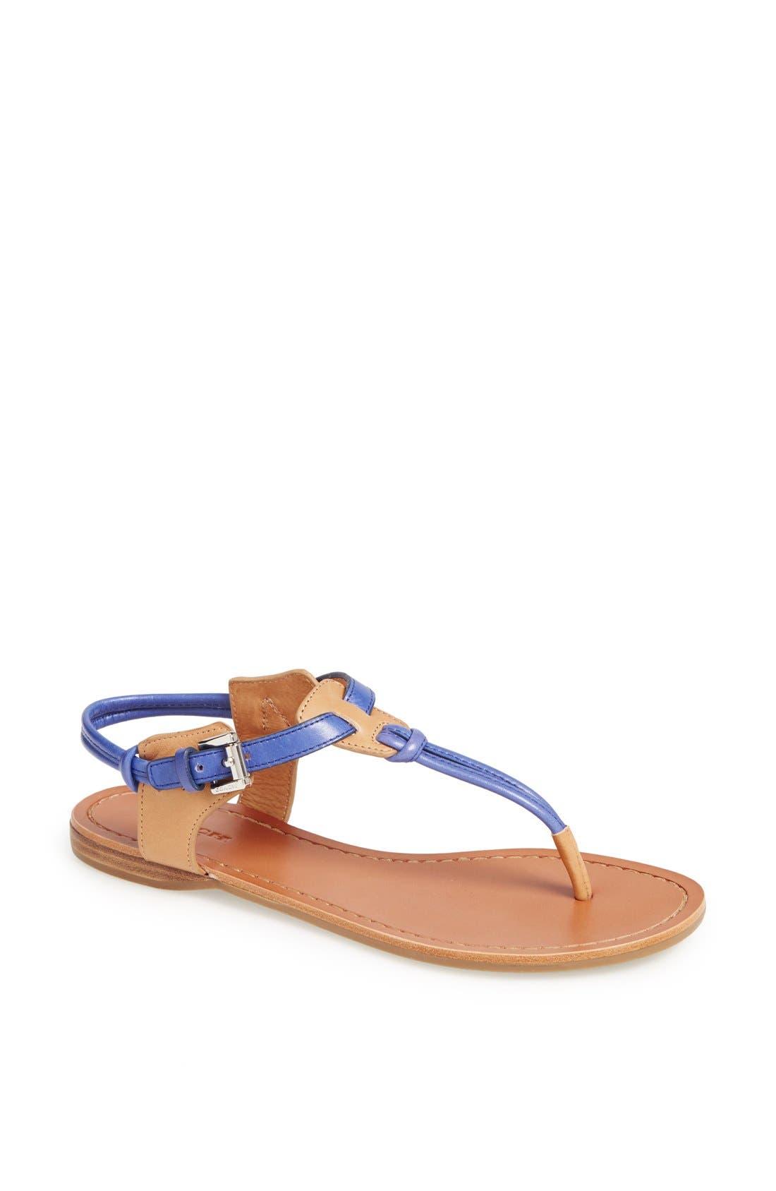 Alternate Image 1 Selected - COACH 'Clarkson' Sandal