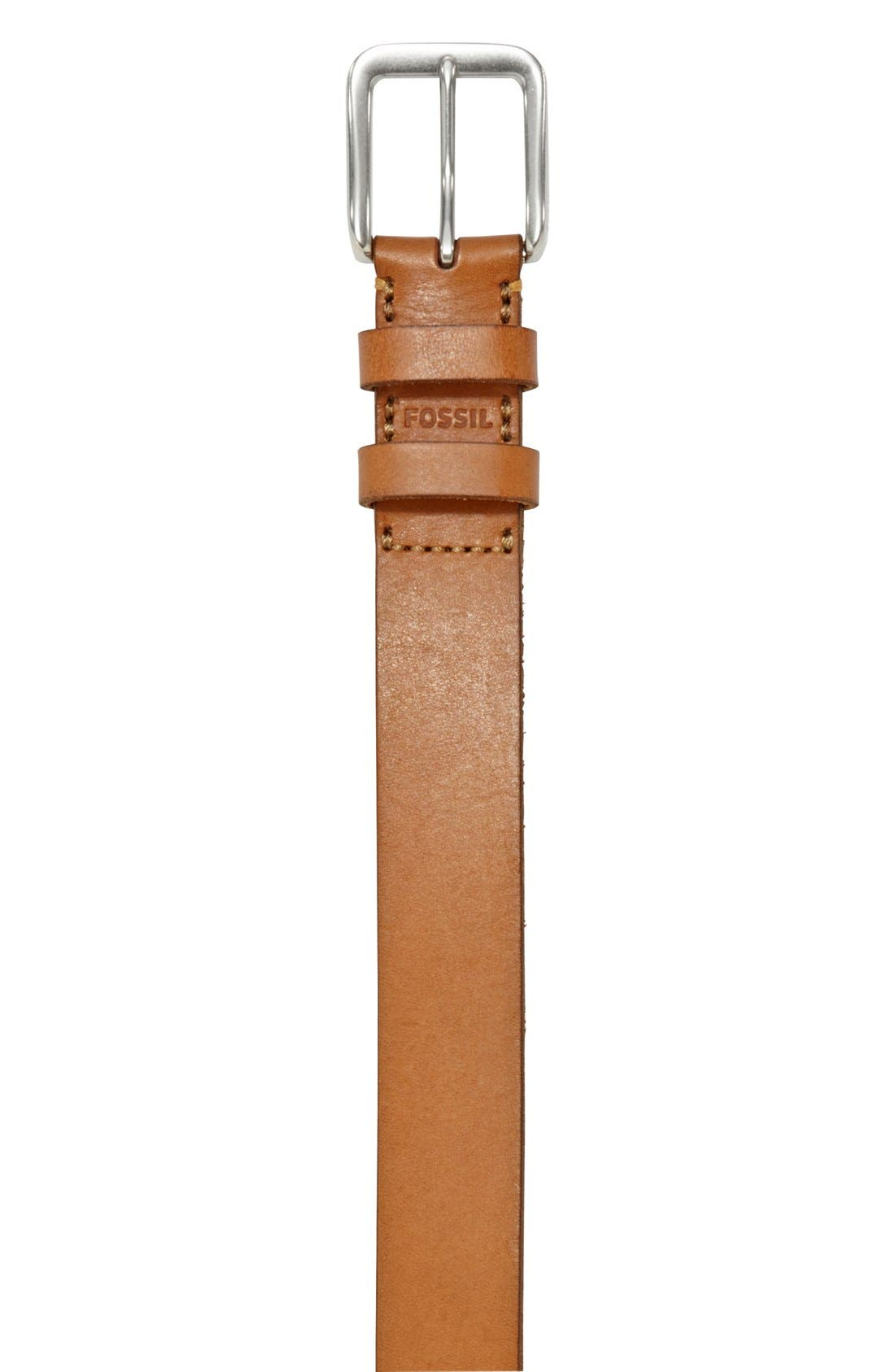 Alternate Image 2  - Fossil 'Archer' Belt
