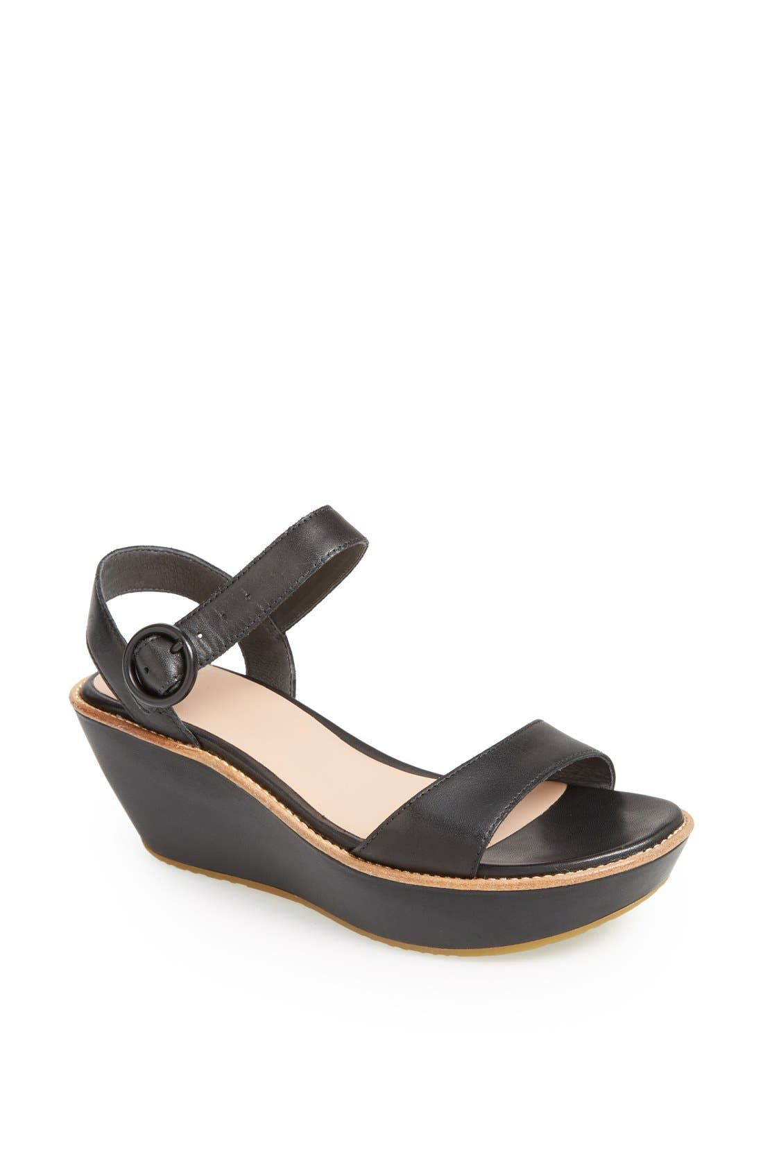 Alternate Image 1 Selected - Camper 'Damas' Wedge Sandal