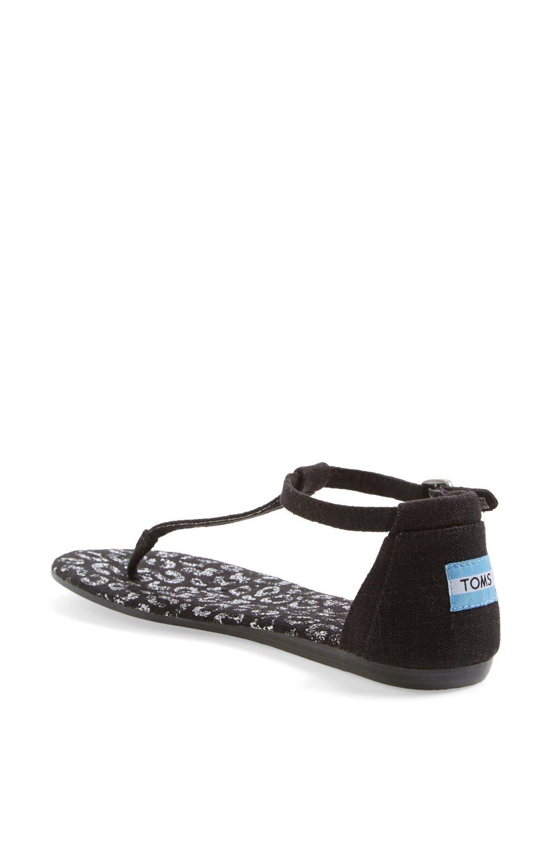 Alternate Image 2  - TOMS 'Playa' Thong Sandal (Women)