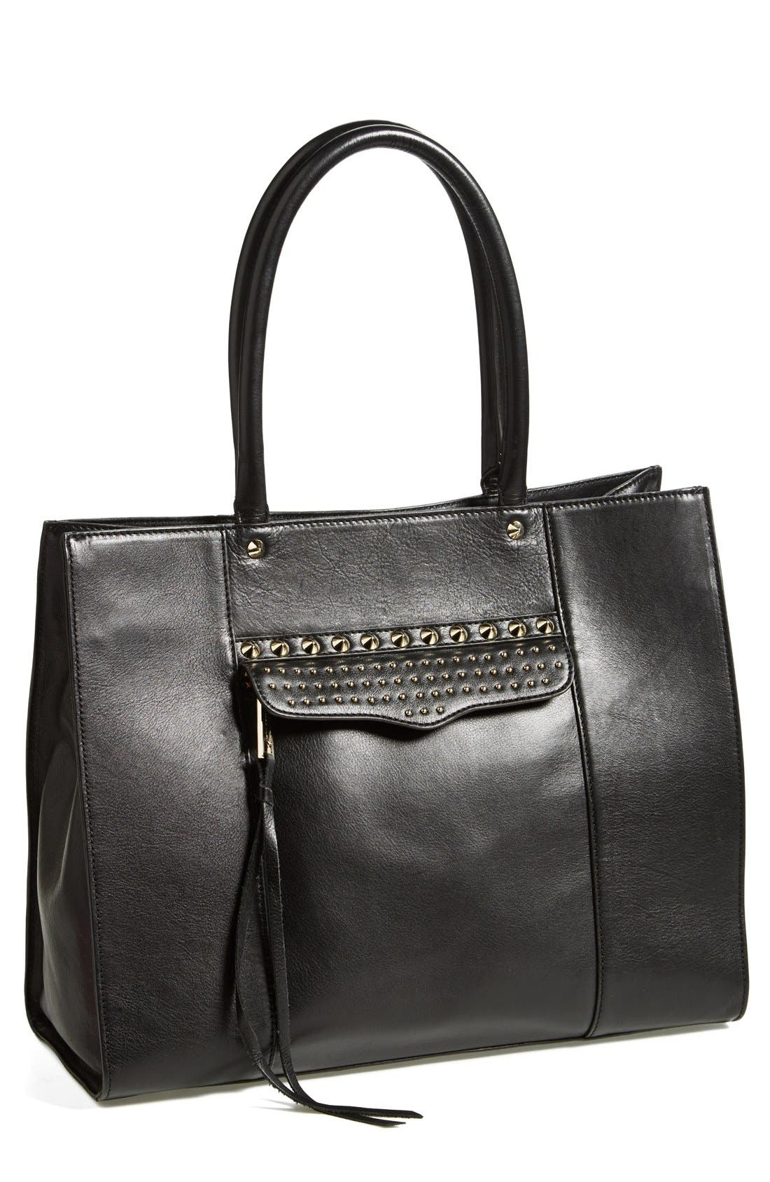Alternate Image 1 Selected - Rebecca Minkoff 'Medium MAB' Studded Tote