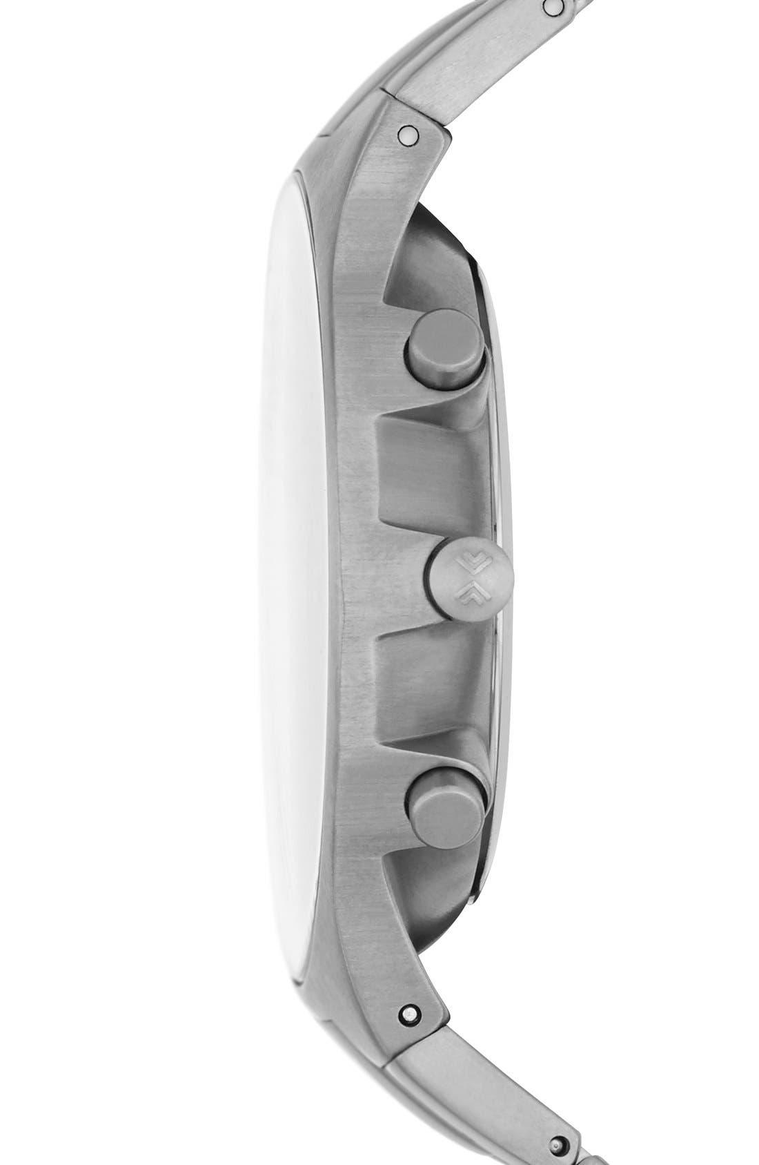 Alternate Image 3  - Skagen 'Balder' Chronograph Titanium Bracelet Watch, 42mm