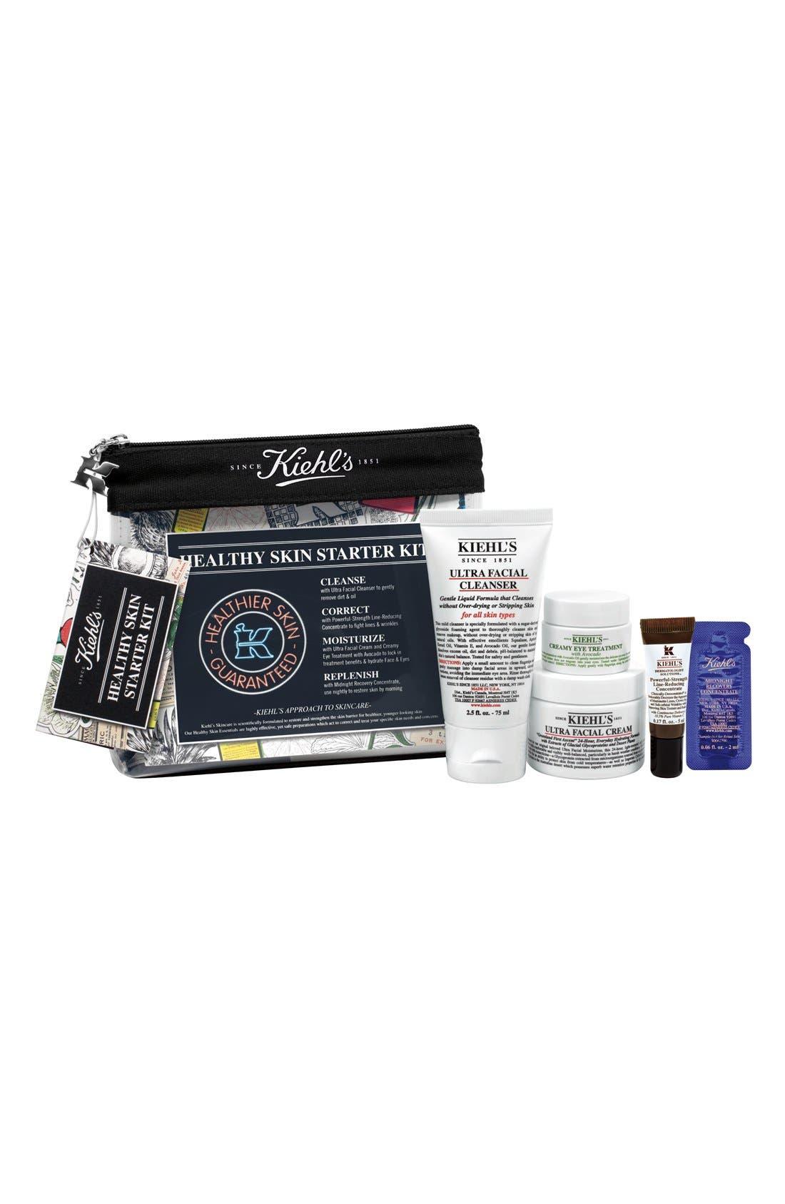 Main Image - Kiehl's Since 1851 'Healthy Skin Essentials' Starter Kit ($73 Value)