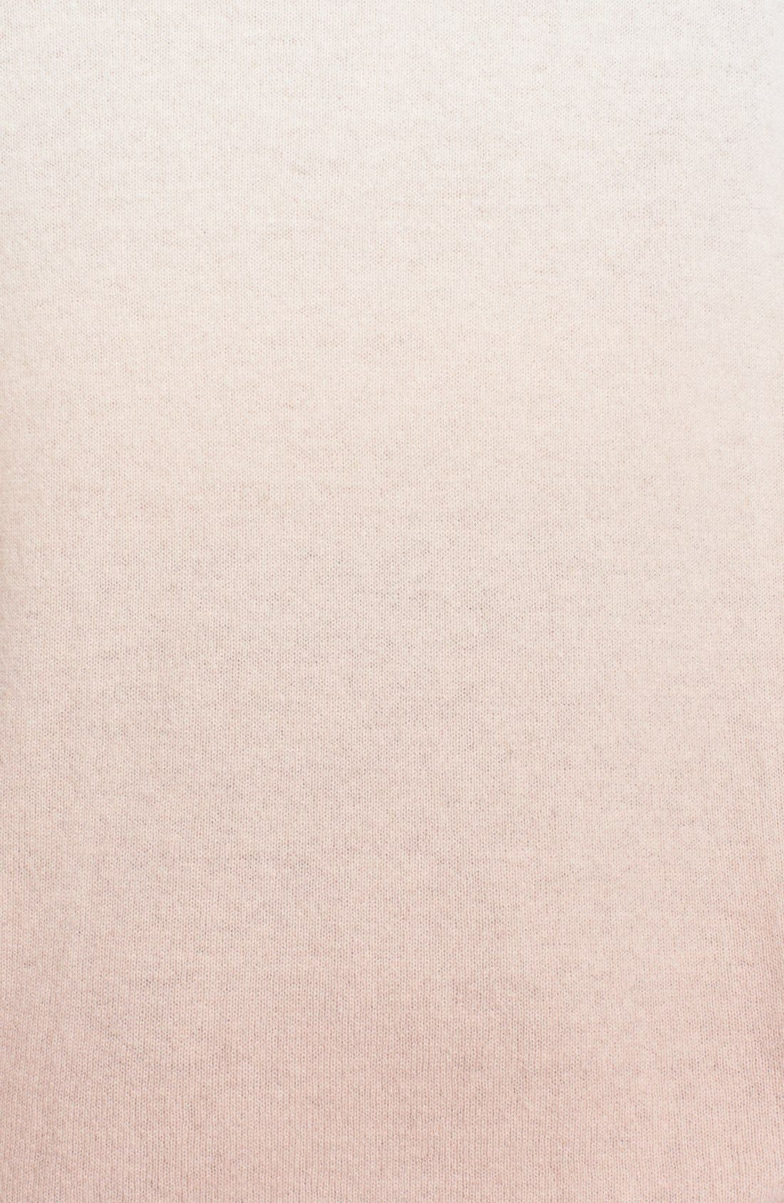Alternate Image 3  - Vince Dip Dye Raglan Sleeve Sweater