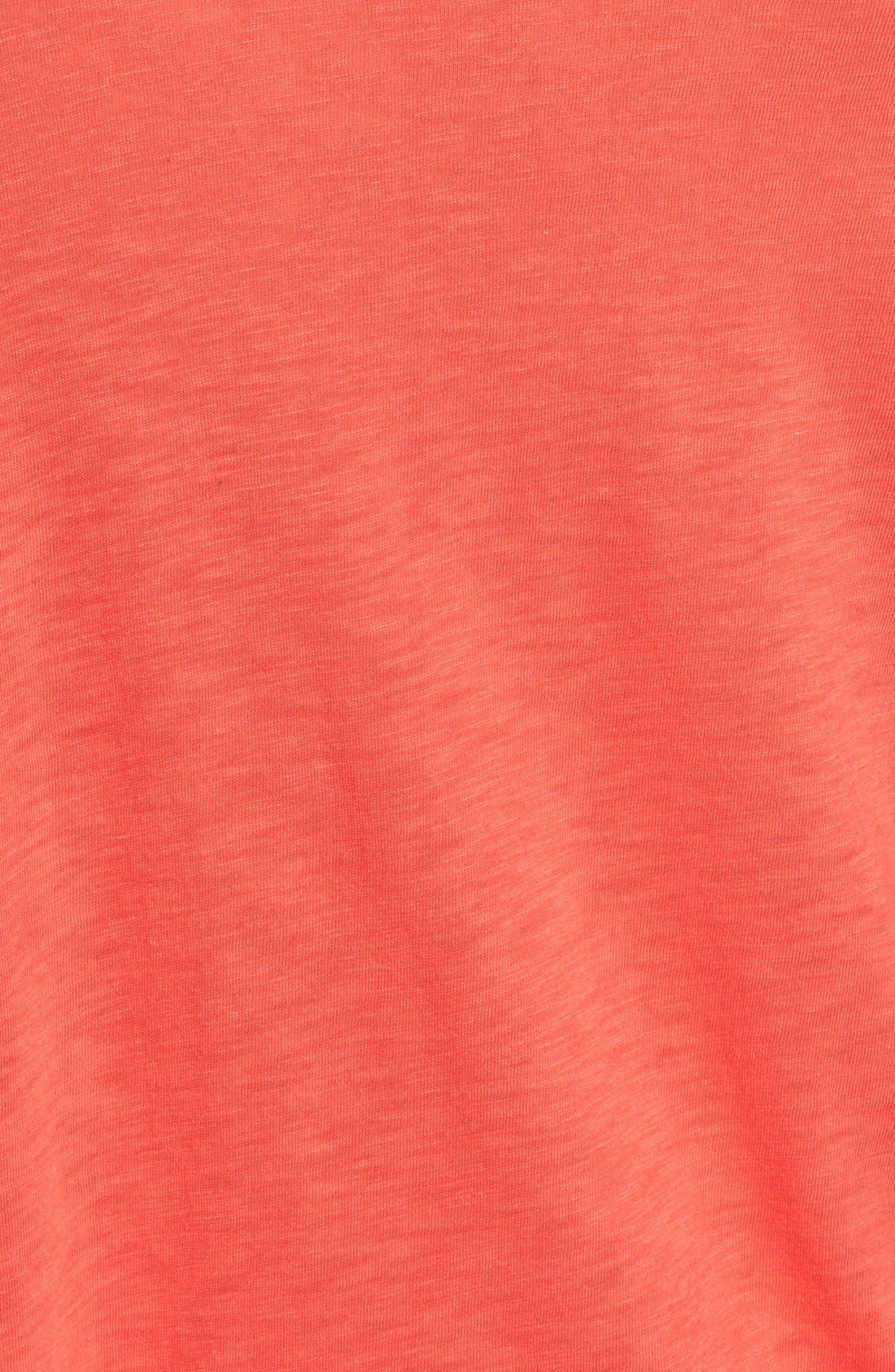 Alternate Image 3  - Splendid Slub Knit Cotton Blend Top